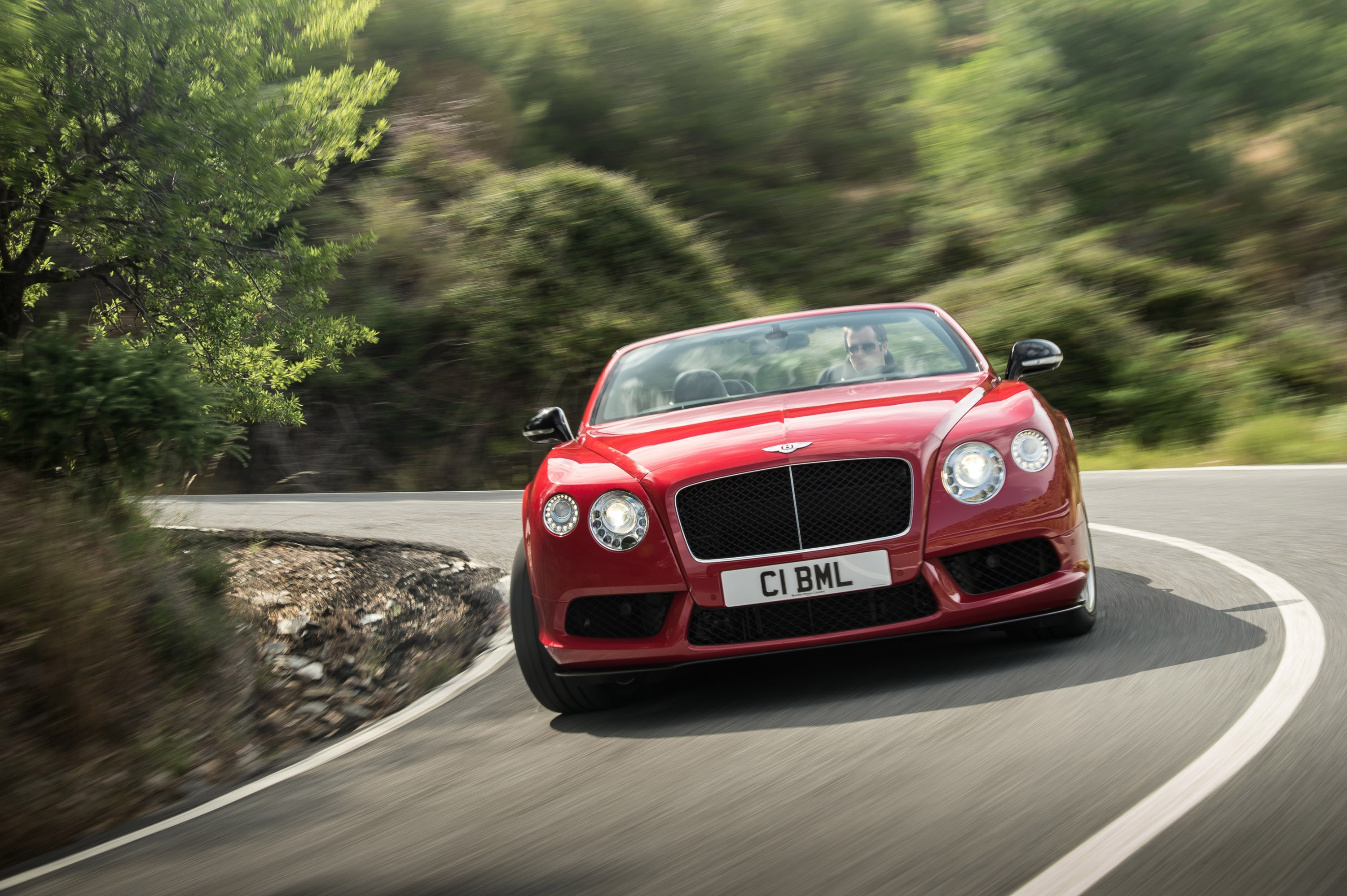 2013 Bentley Continental GT V8 S - 528HP and 680Nm