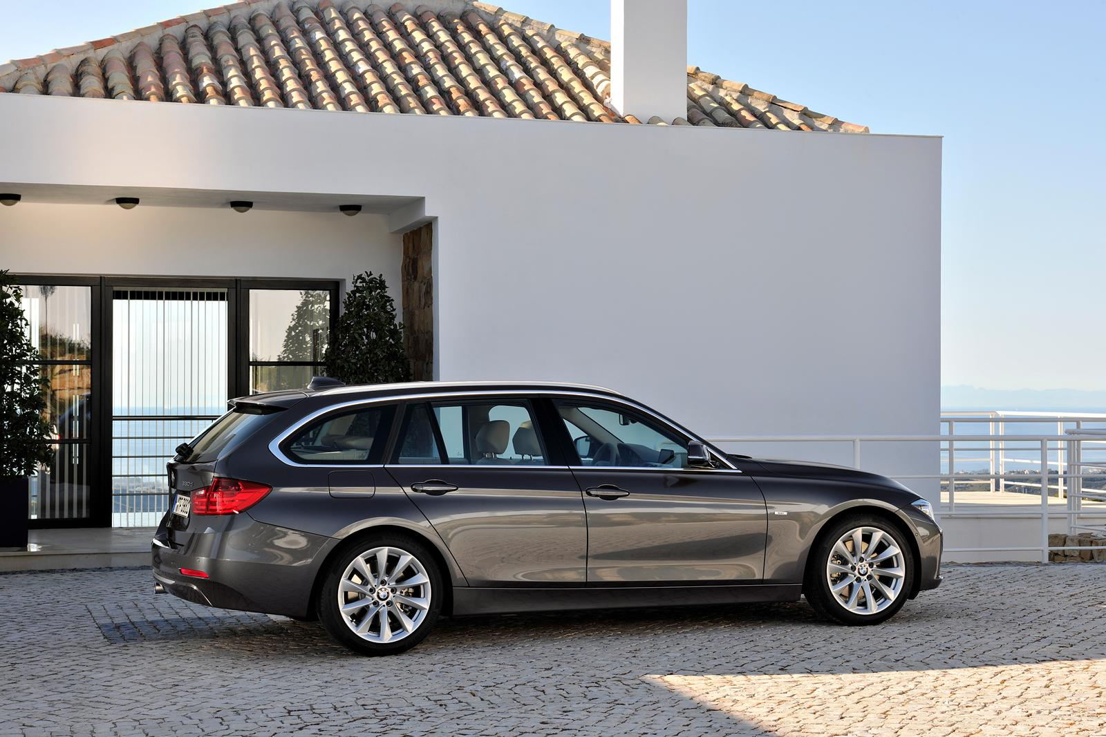 2013 Bmw 3 Series Touring Picture 69214