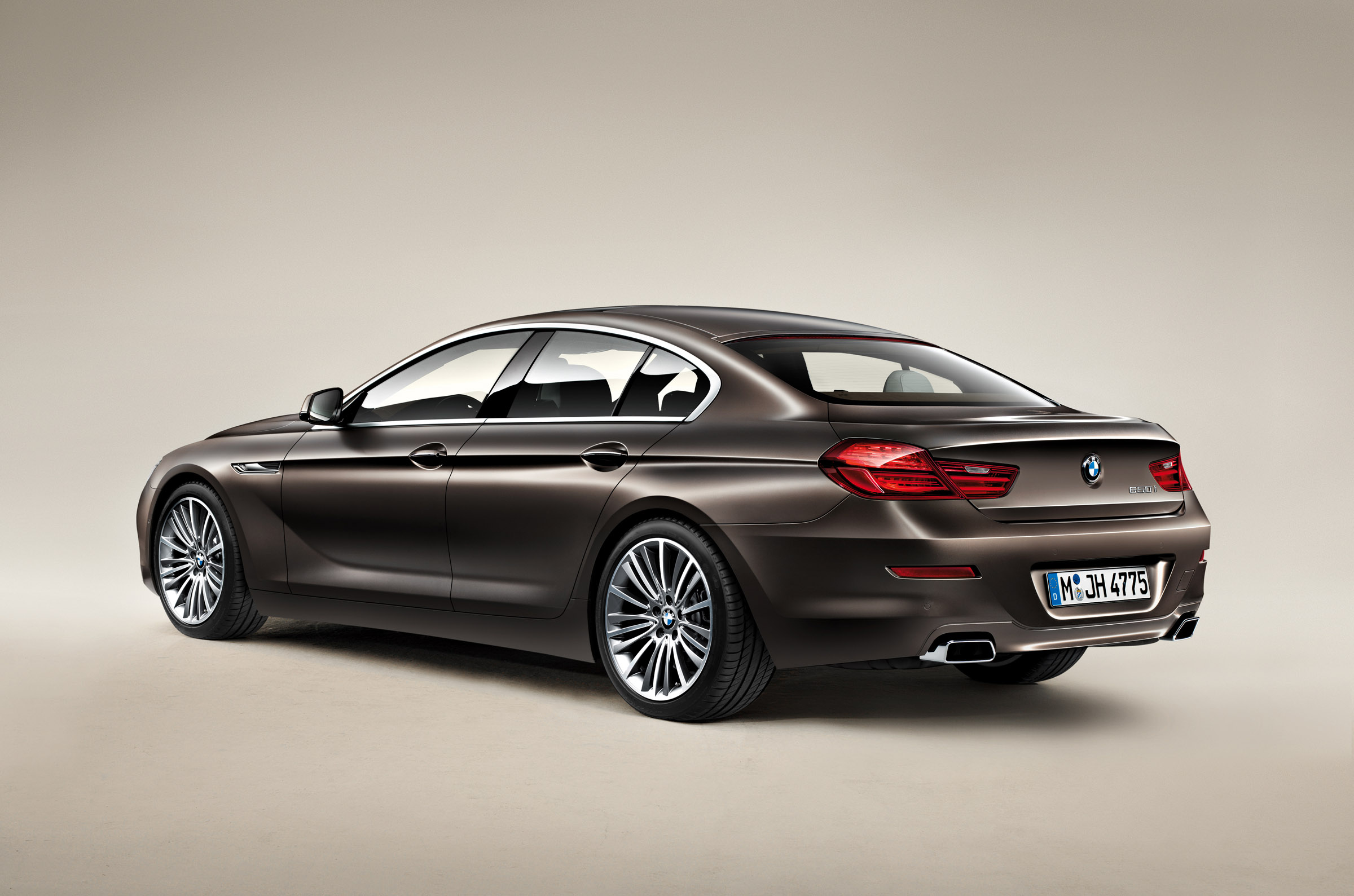2013 BMW 6-Series Gran Coupe - Picture 61843
