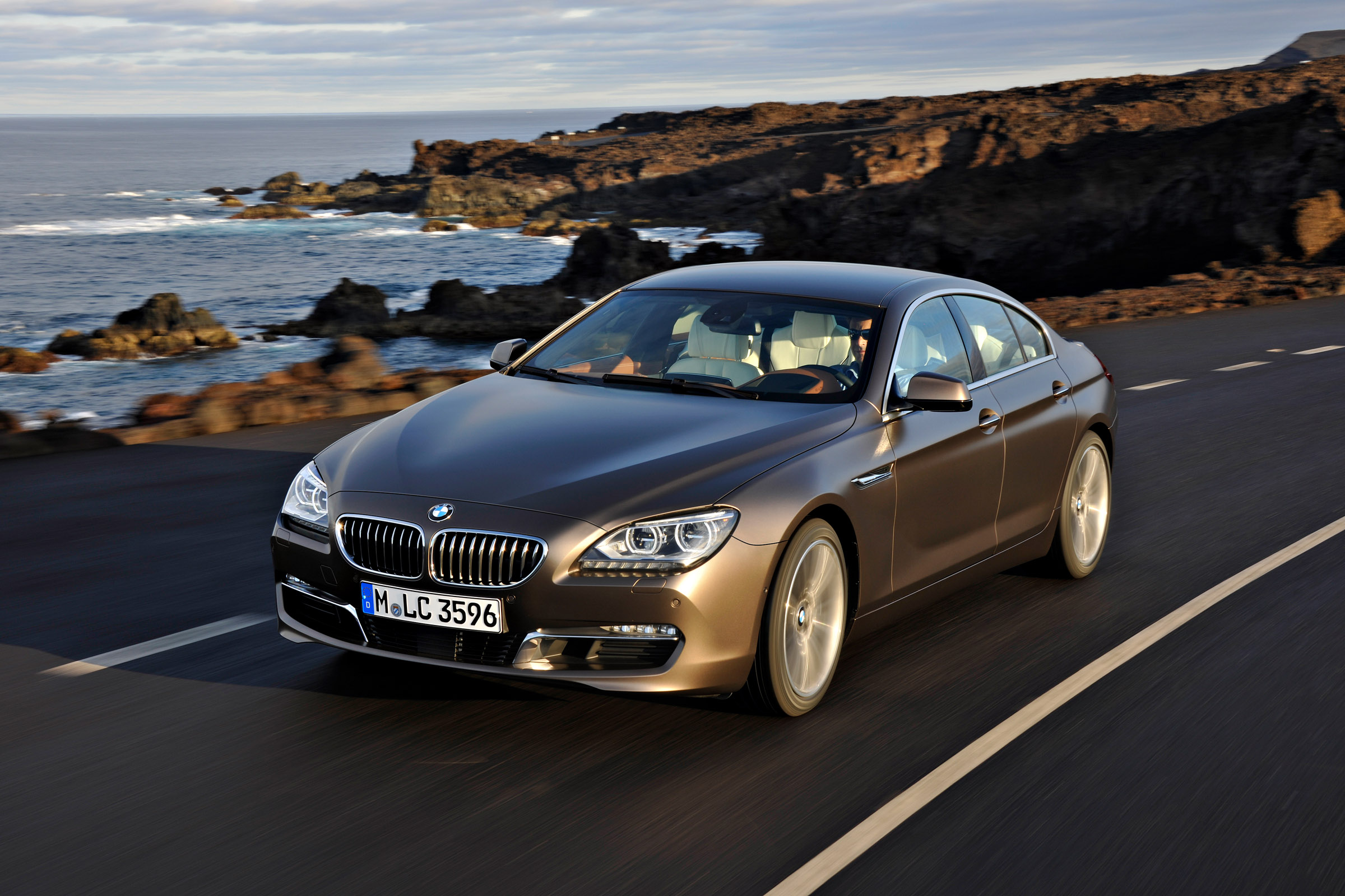 Maybach Edition 125 · 2013 BMW 6 Series Gran Coupe