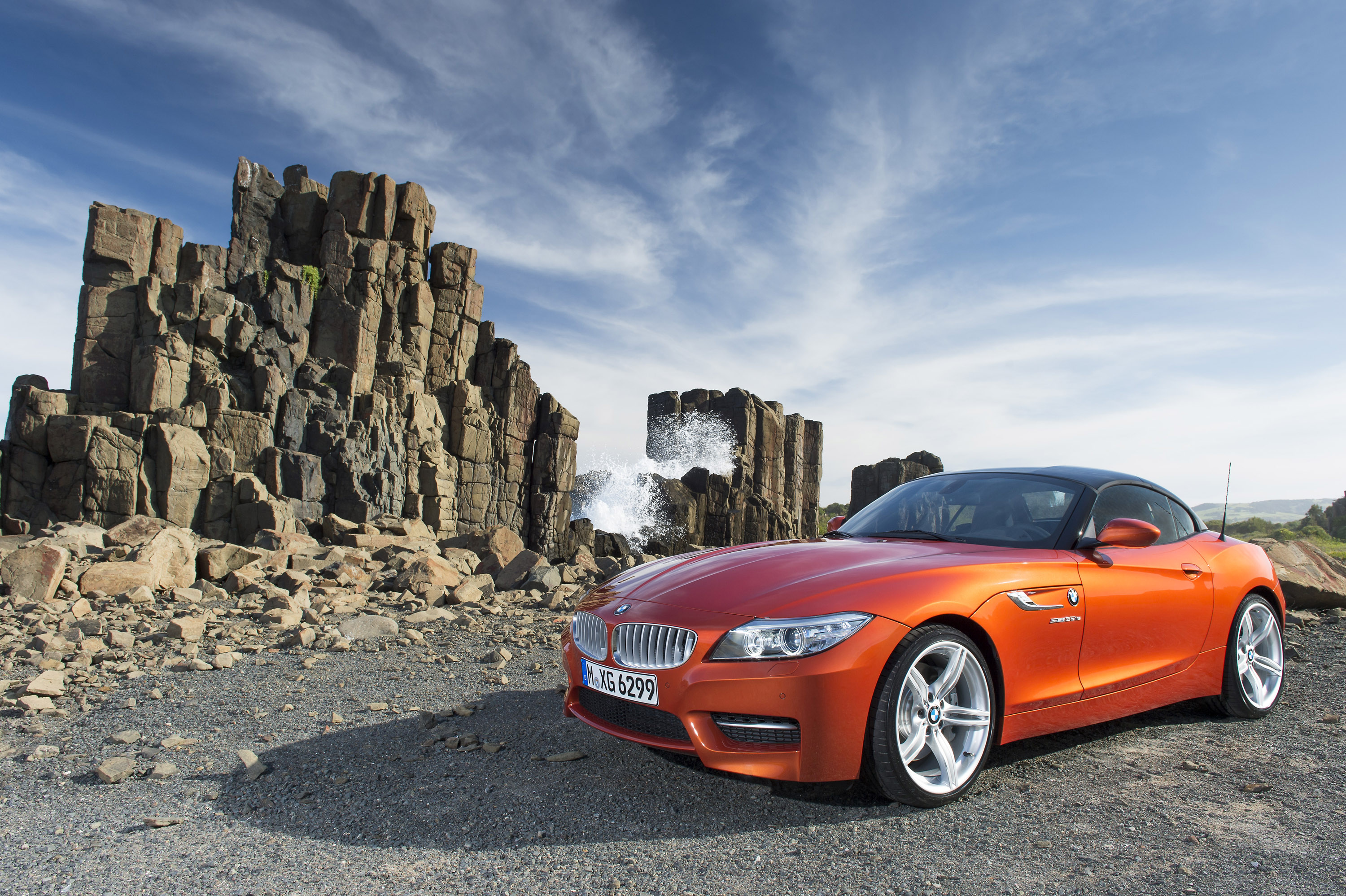 2013 Bmw Z4 Sdrive18i Unveiled
