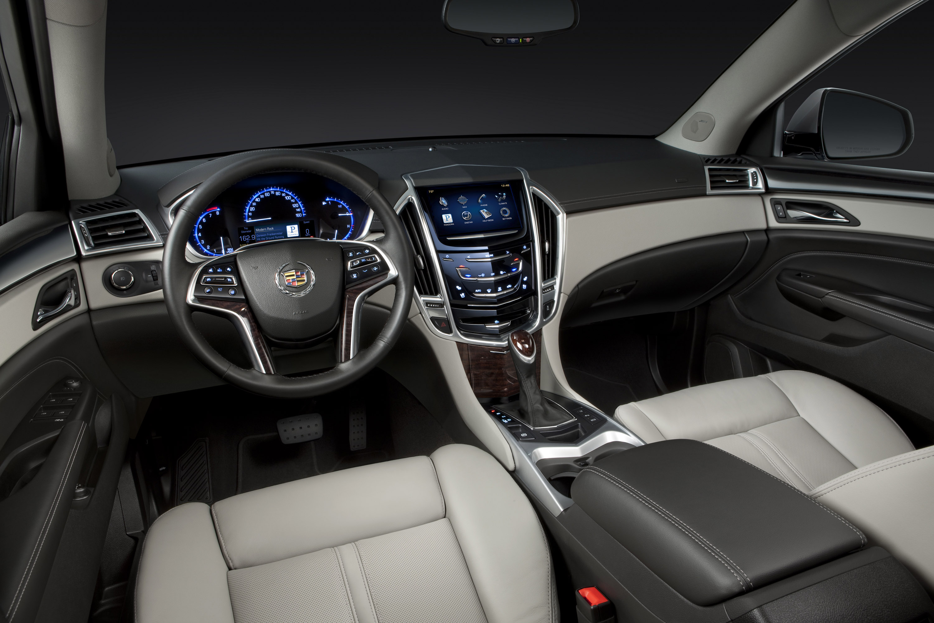 2013 Cadillac SRX Luxury Crossover