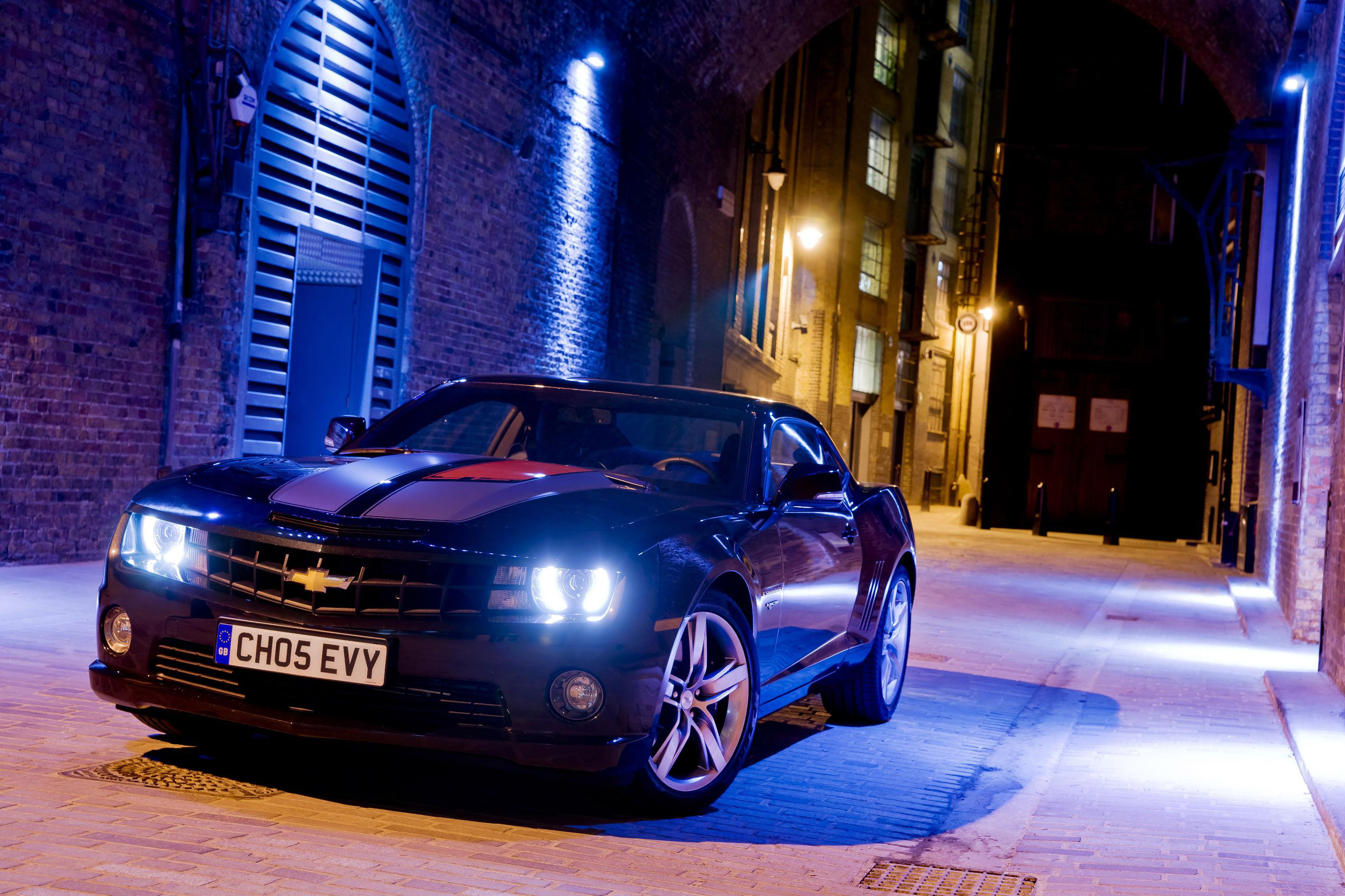 2013 Chevrolet Camaro In Europe Video