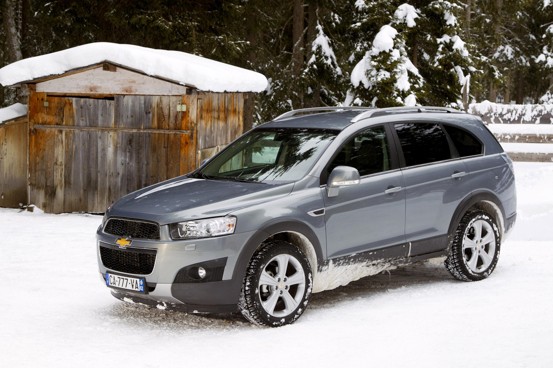 2013 Chevrolet Captiva - UK Price £21,295