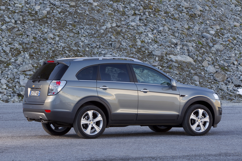 2013 Chevrolet Captiva Picture 86397