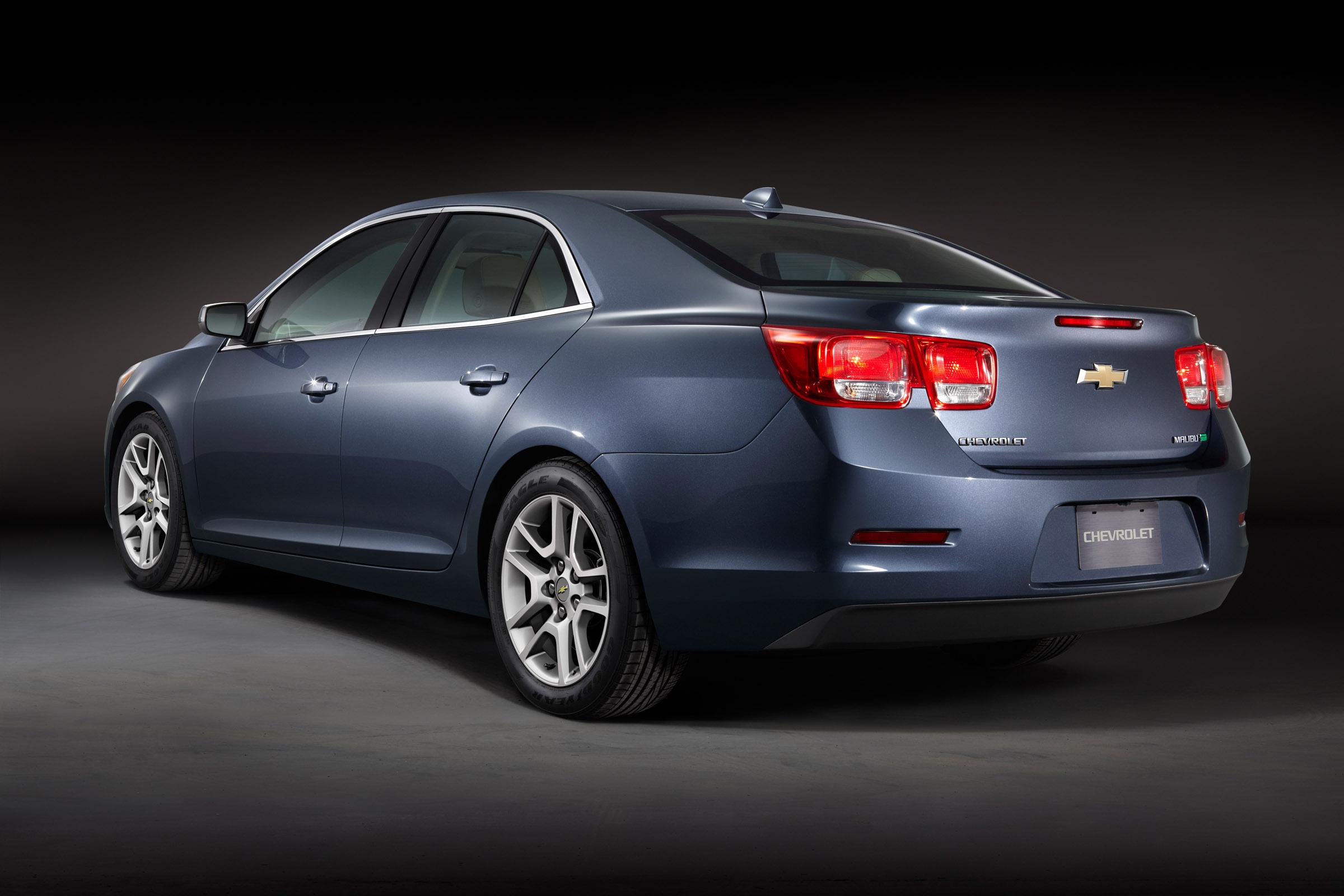 2013 Chevrolet Malibu Eco Priced Under $26,000