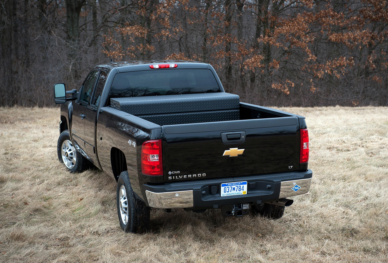 2013 Chevrolet Silverado HD Bi-Fuel Pickup