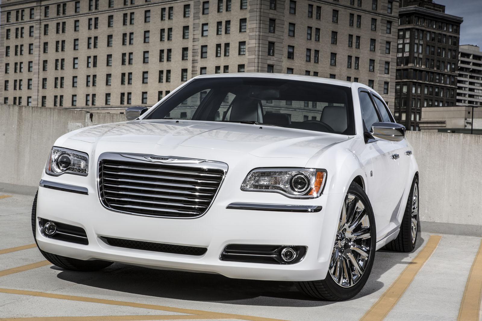 Chrysler Motown Edition