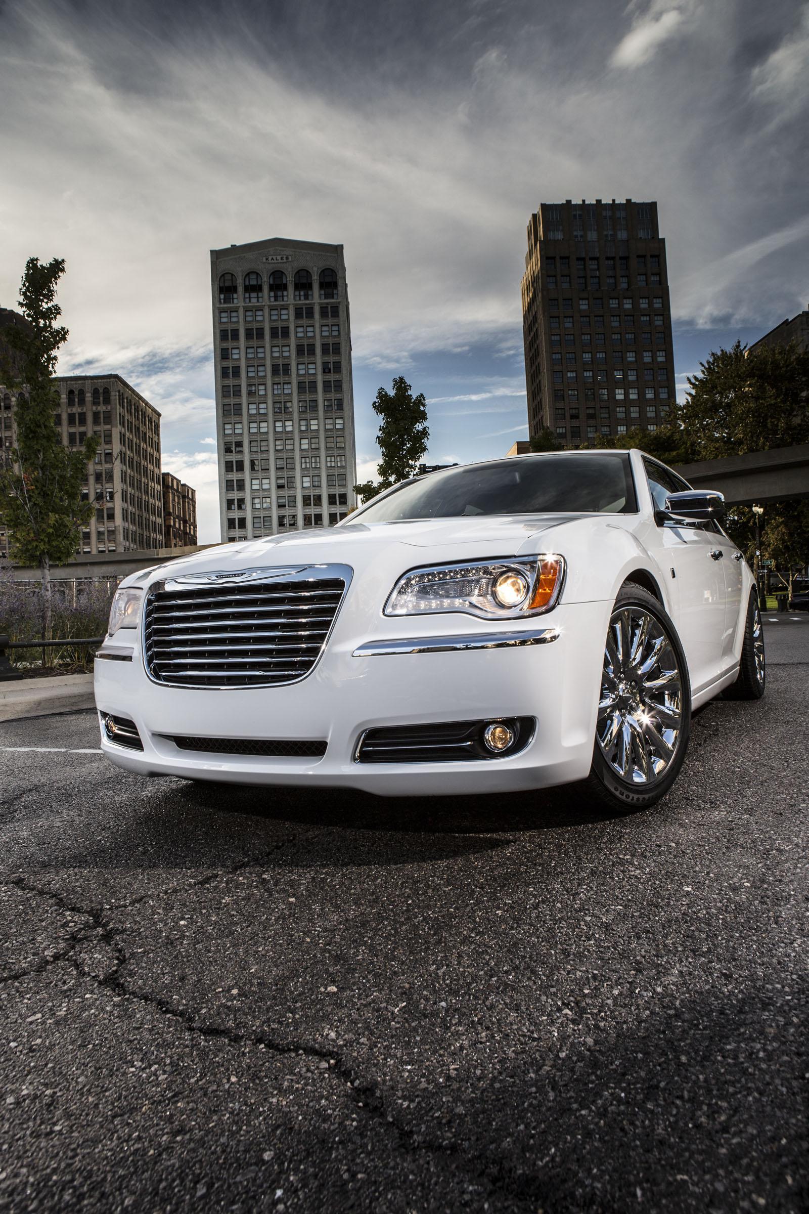 Chrysler 300 S >> 2013 Chrysler 300 Motown Edition - US Price $32,995