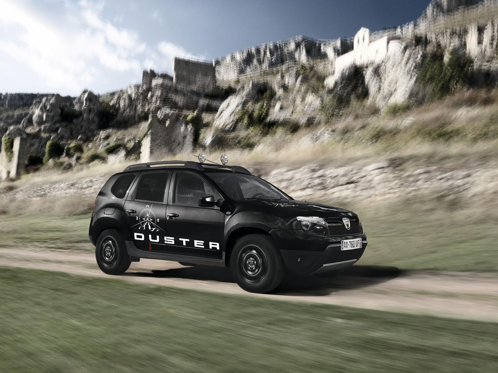 2013 dacia duster aventure edition picture 82729. Black Bedroom Furniture Sets. Home Design Ideas