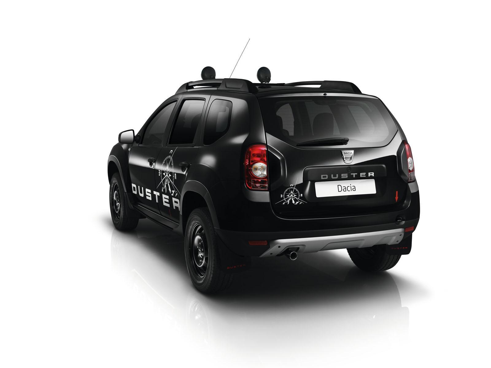 2013 Geneva Motor Show Dacia Duster Adventure Edition