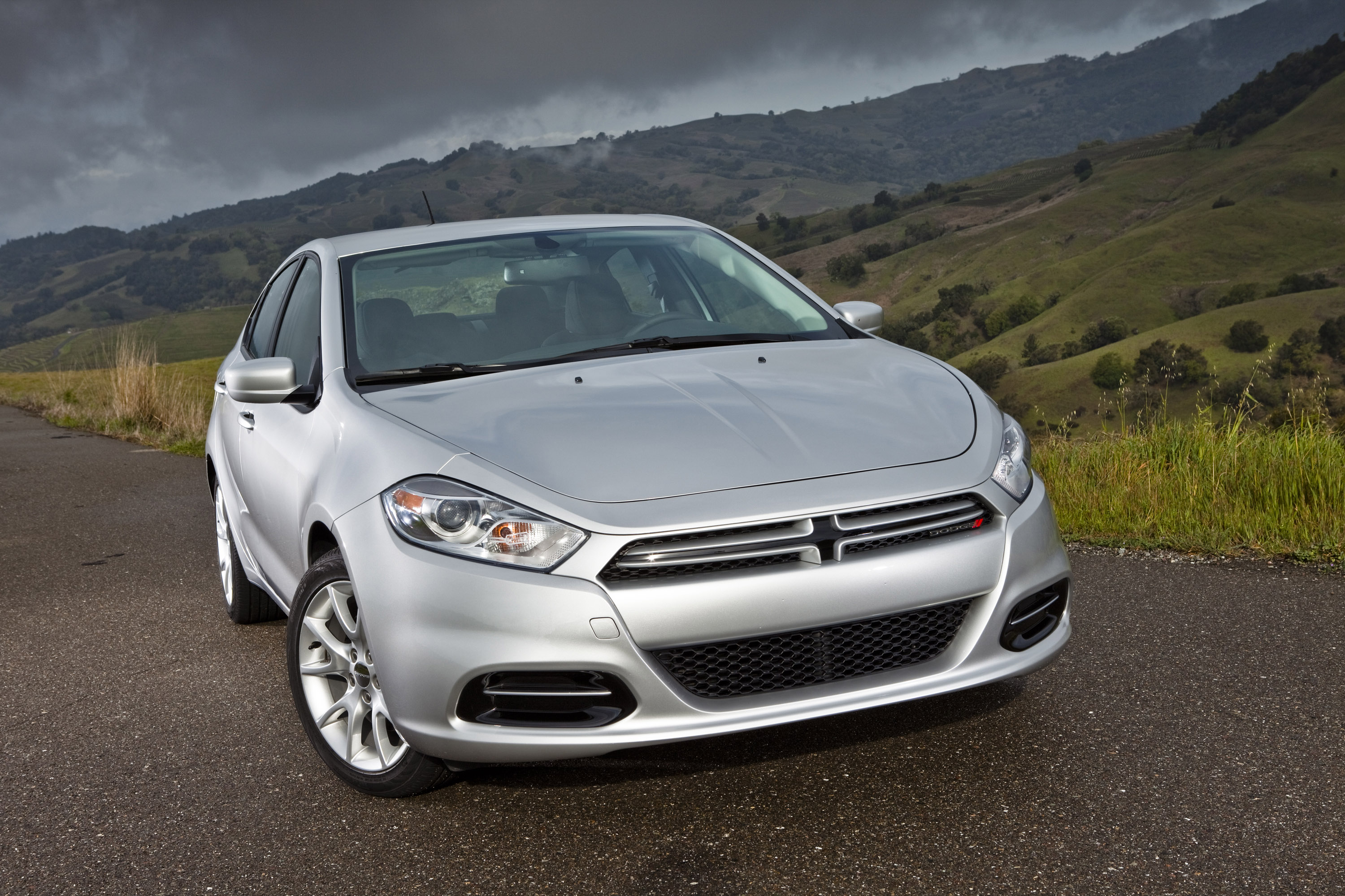 Dodge Dart Turbo >> 2013 Dodge Dart Aero: Fuel-Efficient and Powerful