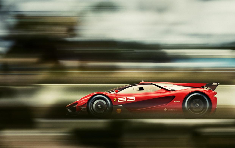 2013 Ferrari Xezri Competizione Concept by Samir Sadikhov ...