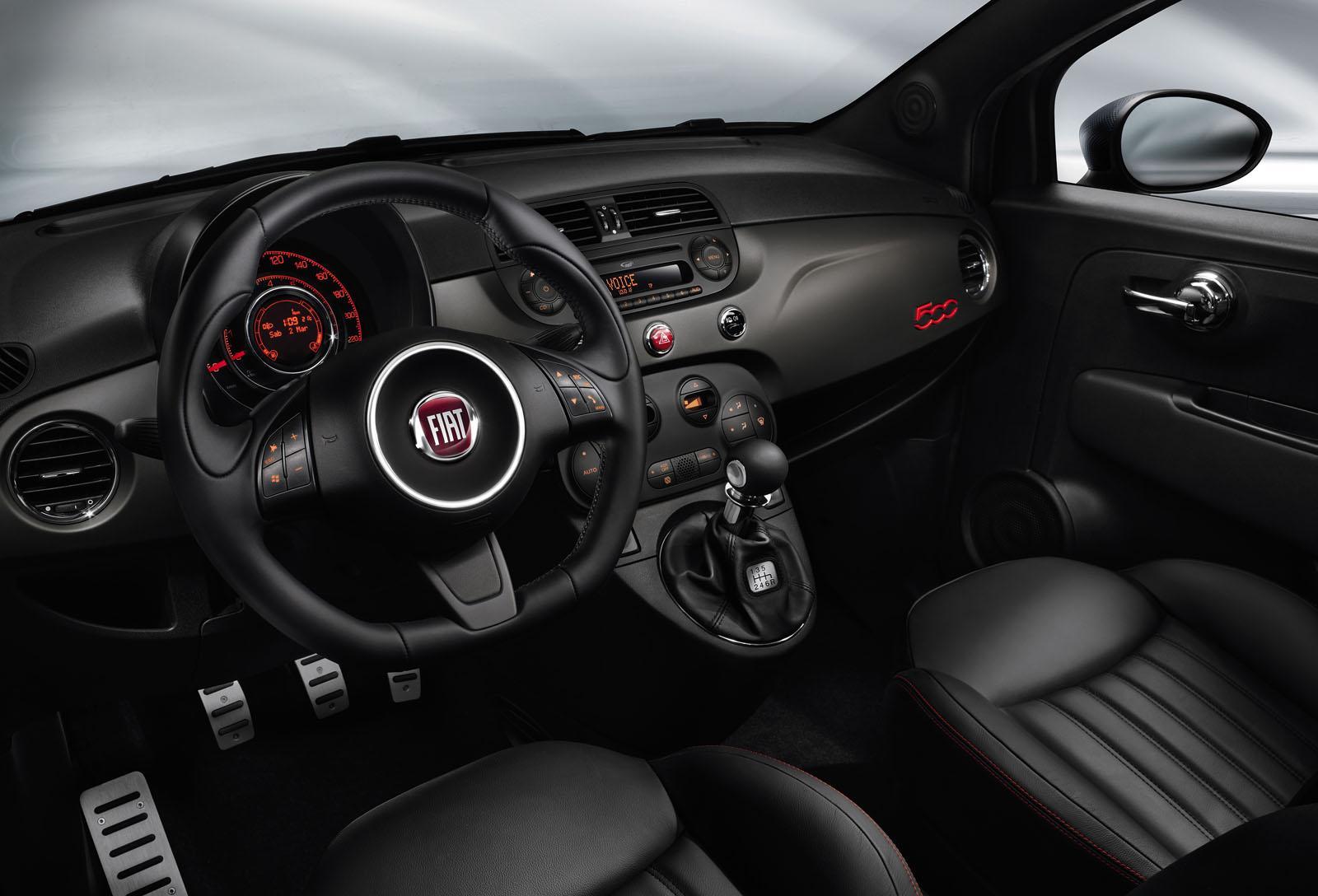 2013 Fiat 500 Gq Edition In Geneva