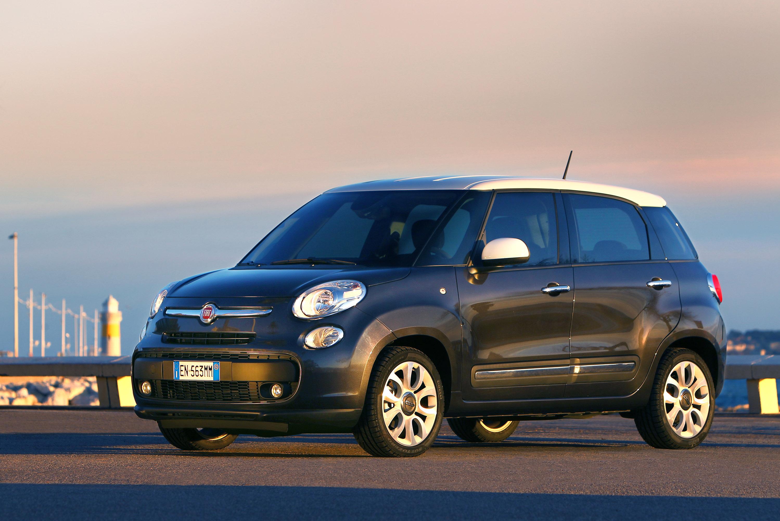 2013 Fiat 500l Picture 81434