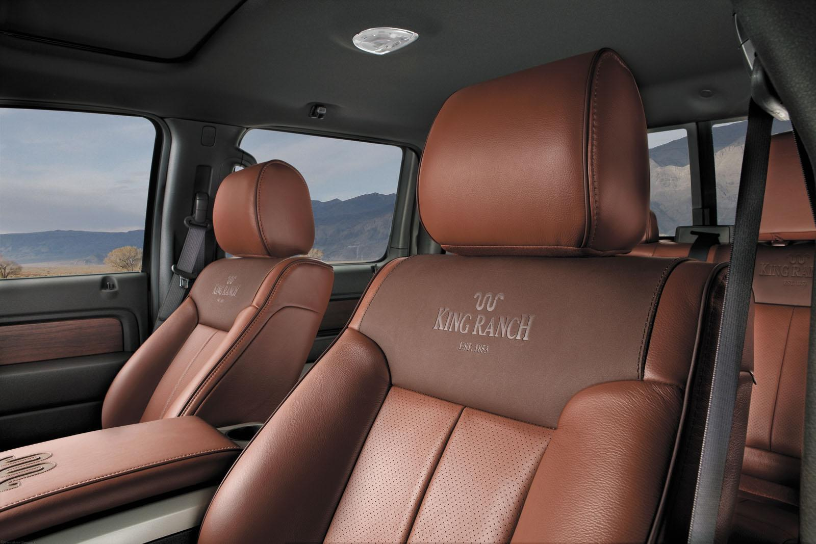 2013 Ford F-150 King Ranch, 6 of 7