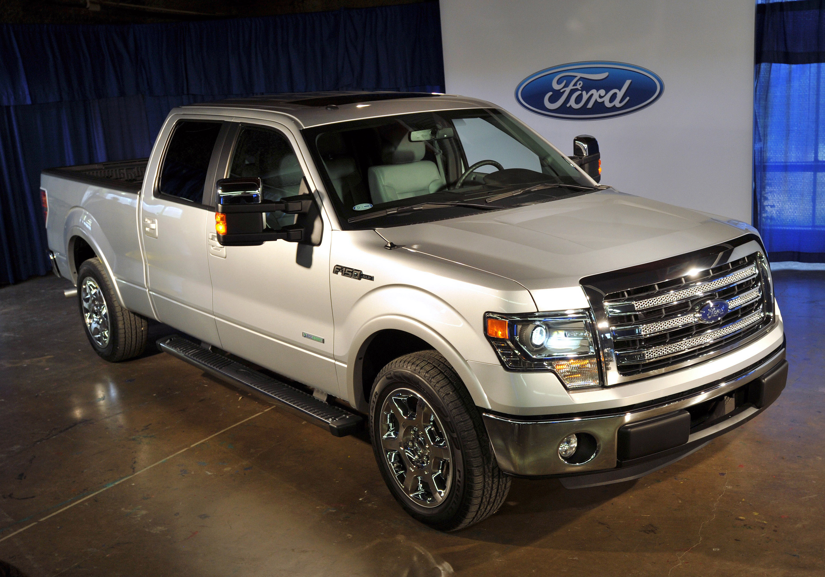 2013 Ford F 150 Lariat Picture 69841