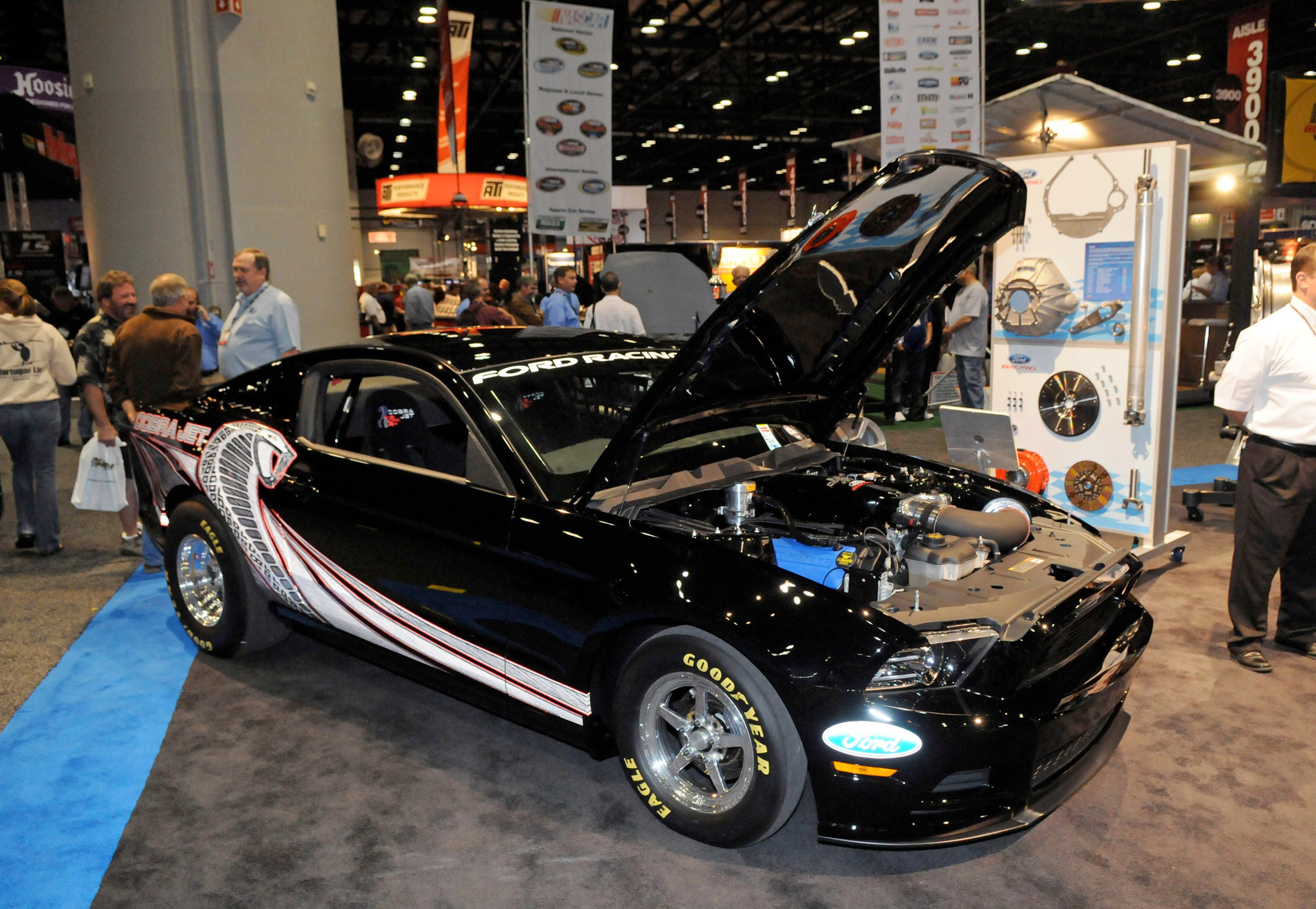 2013 Ford Mustang Cobra Jet