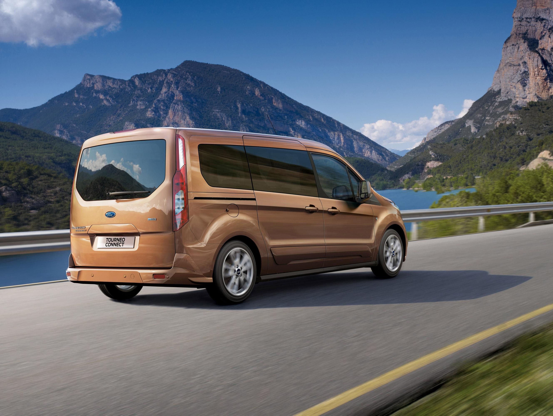 2013 Ford Transit Connect Wagon 7 8 L 100 Km