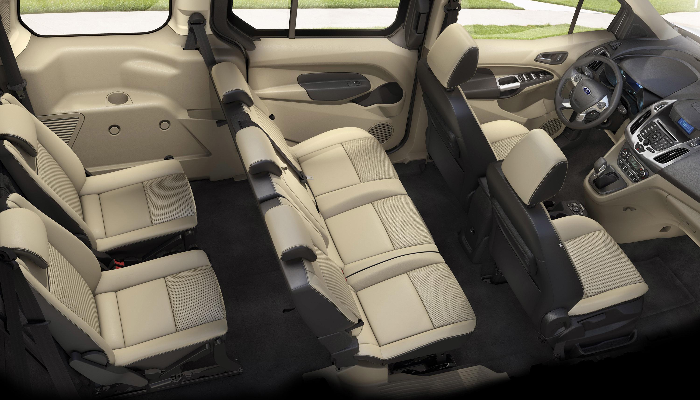 Lexus Latest Models >> 2013 Ford Transit Connect Wagon - 7.8 l / 100 km