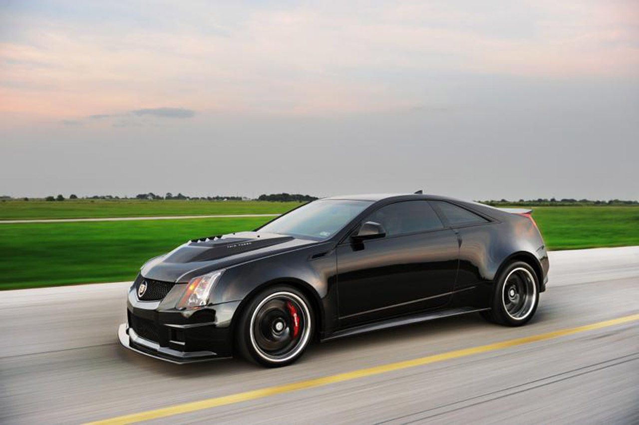 2013 hennessey cadillac vr1200 twin turbo coupe 1200hp and 1500nm. Black Bedroom Furniture Sets. Home Design Ideas