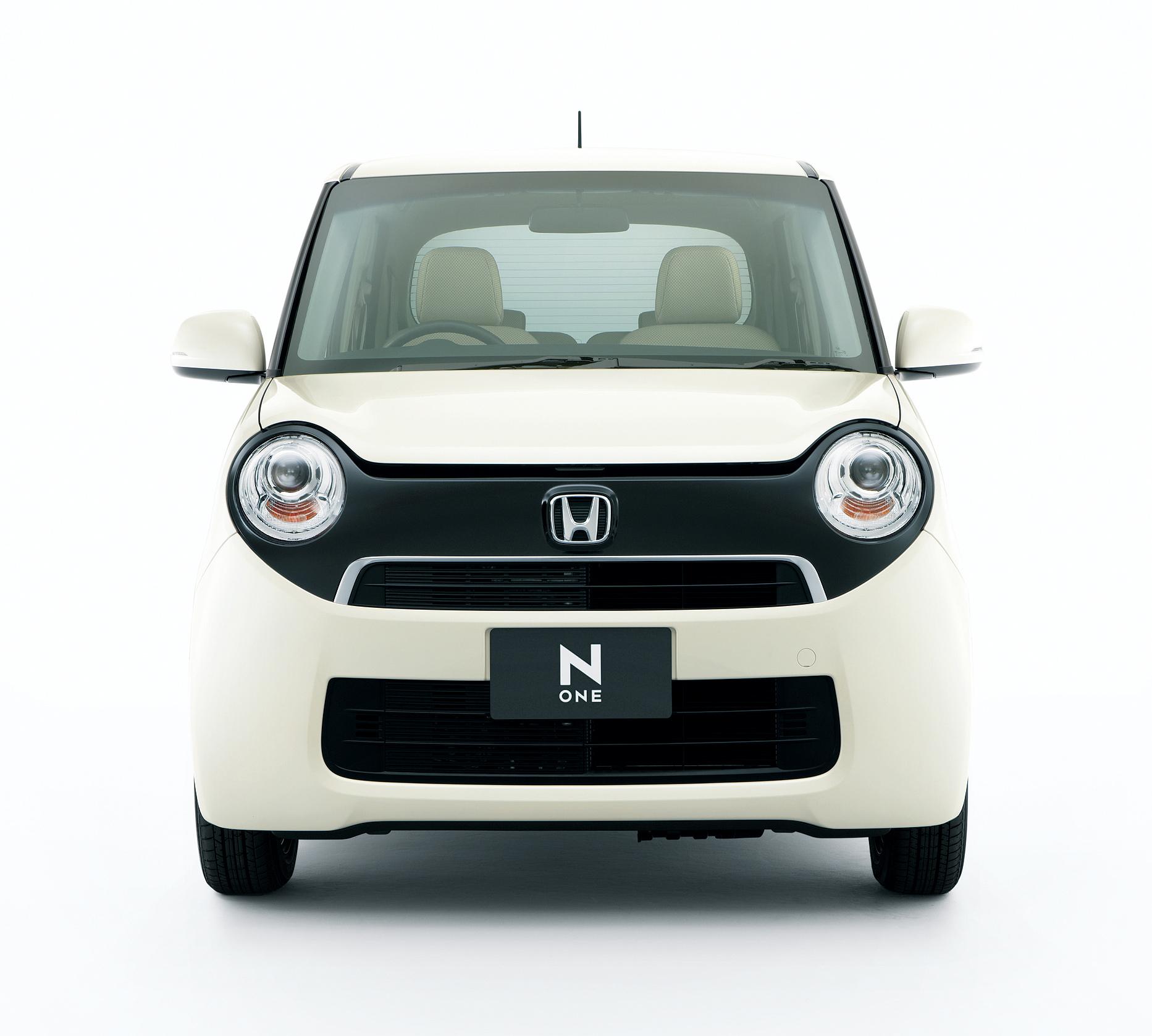 2013 Honda N One Variety In Action