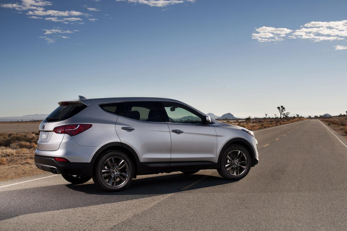 2013 Hyundai Santa Fe Us Details