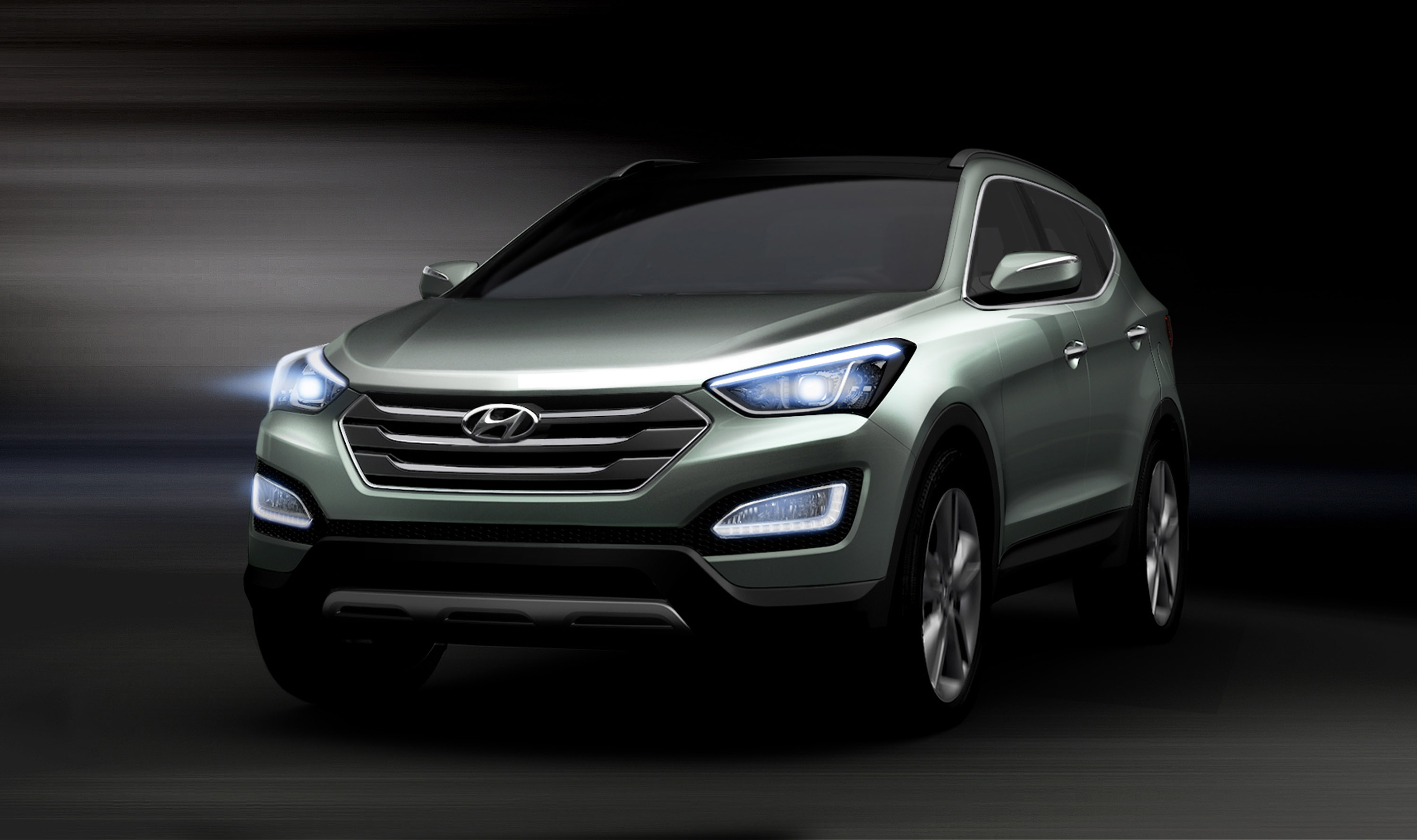 features news and steering sport santa lineup suspension releases revised standard fe offers new tuning hyundai