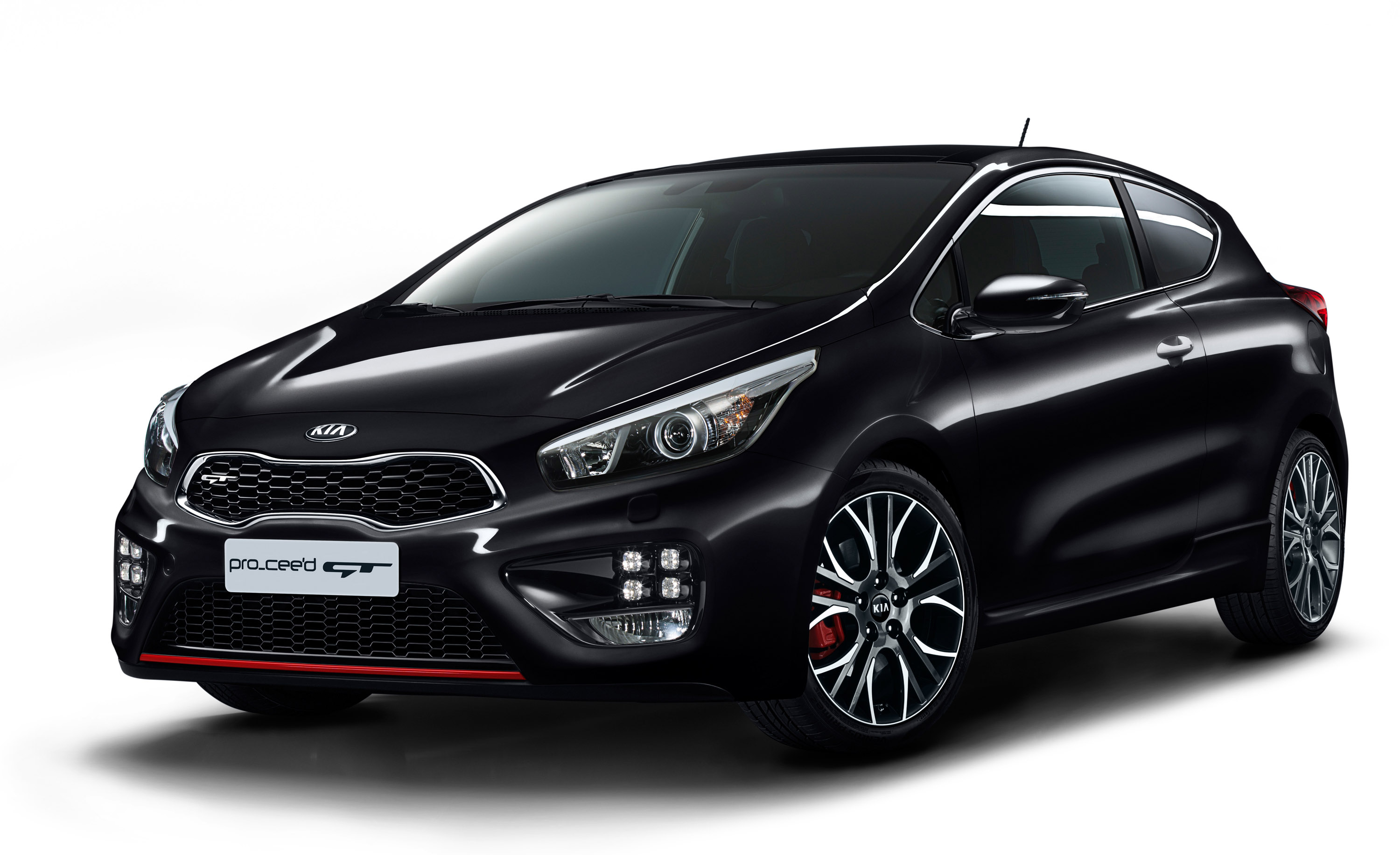 2013 kia pro cee 39 d gt full details. Black Bedroom Furniture Sets. Home Design Ideas