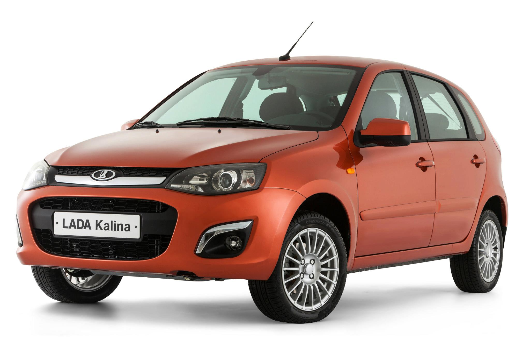 New Honda Pilot >> 2013 Lada Kalina Debuts in Moscow