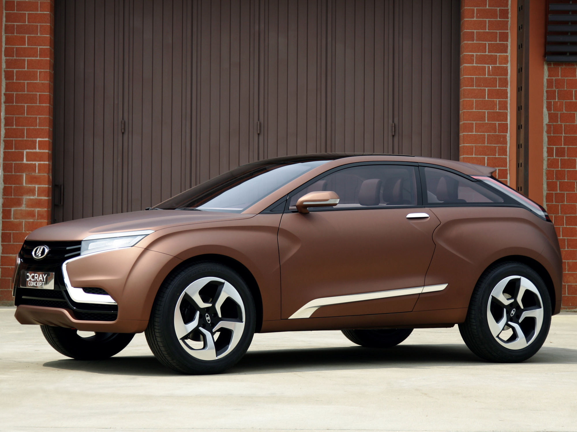 Mercedes Roadside Assistance >> 2013 Lada X-Ray Concept World Premiere in Moscow [VIDEO]