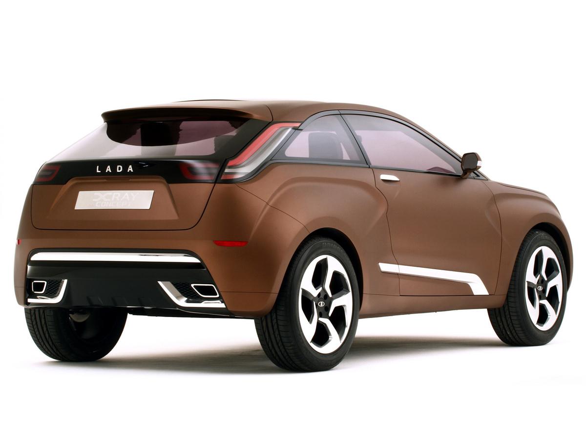 Lada Concept Car  Cost