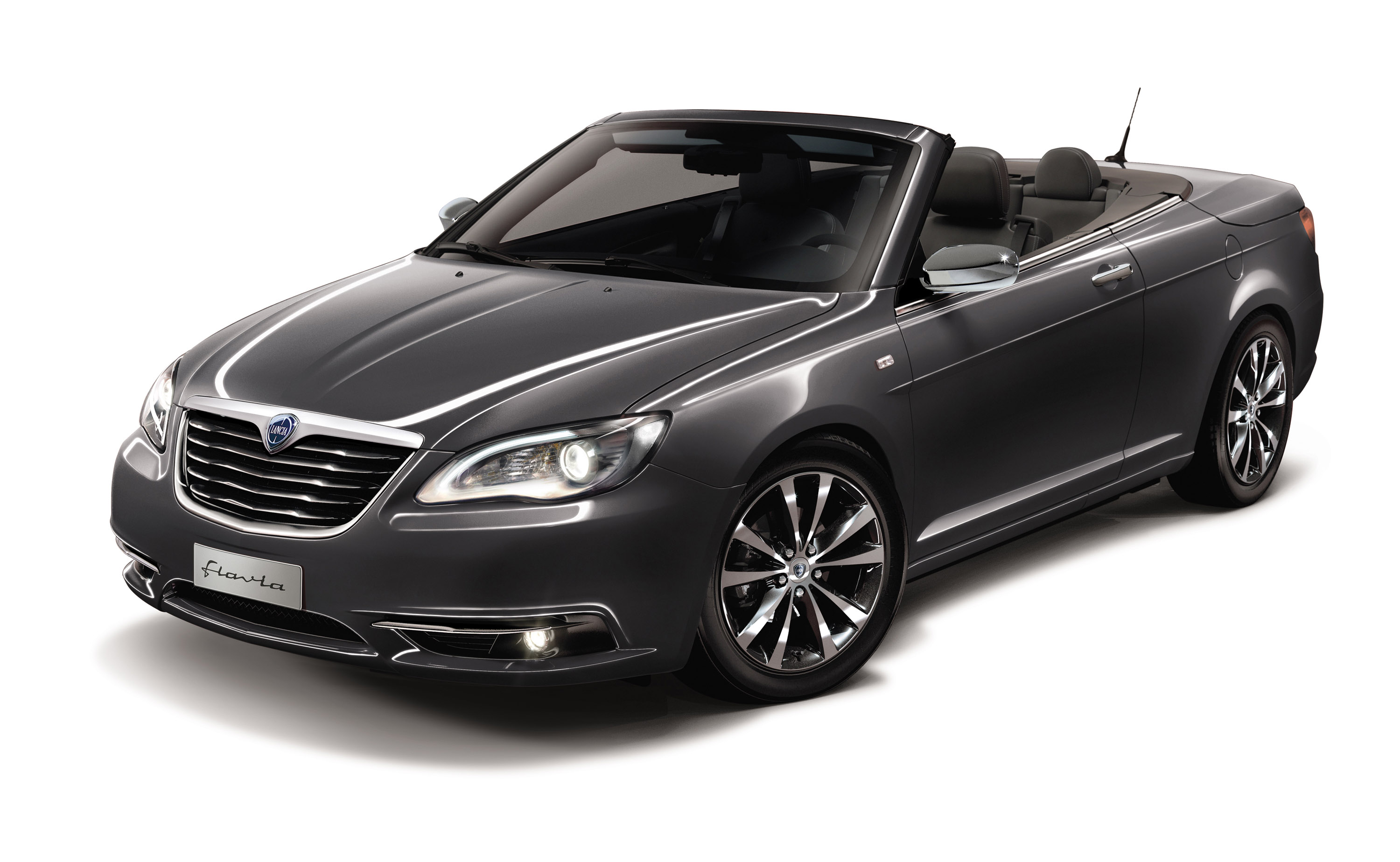 2013 lancia flavia convertible expression of italian way of life. Black Bedroom Furniture Sets. Home Design Ideas