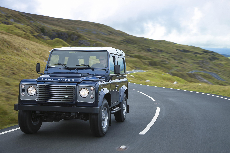 2013 Land Rover Defender UK - Picture 73981