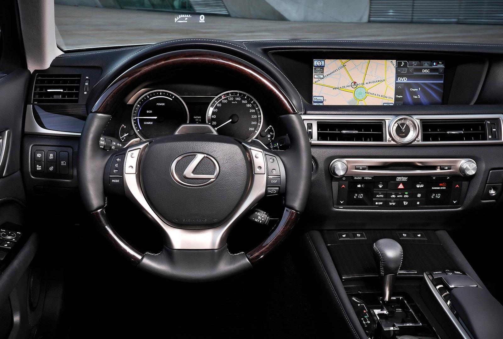 2013 Lexus Gs 450h Hybrid Picture 72289