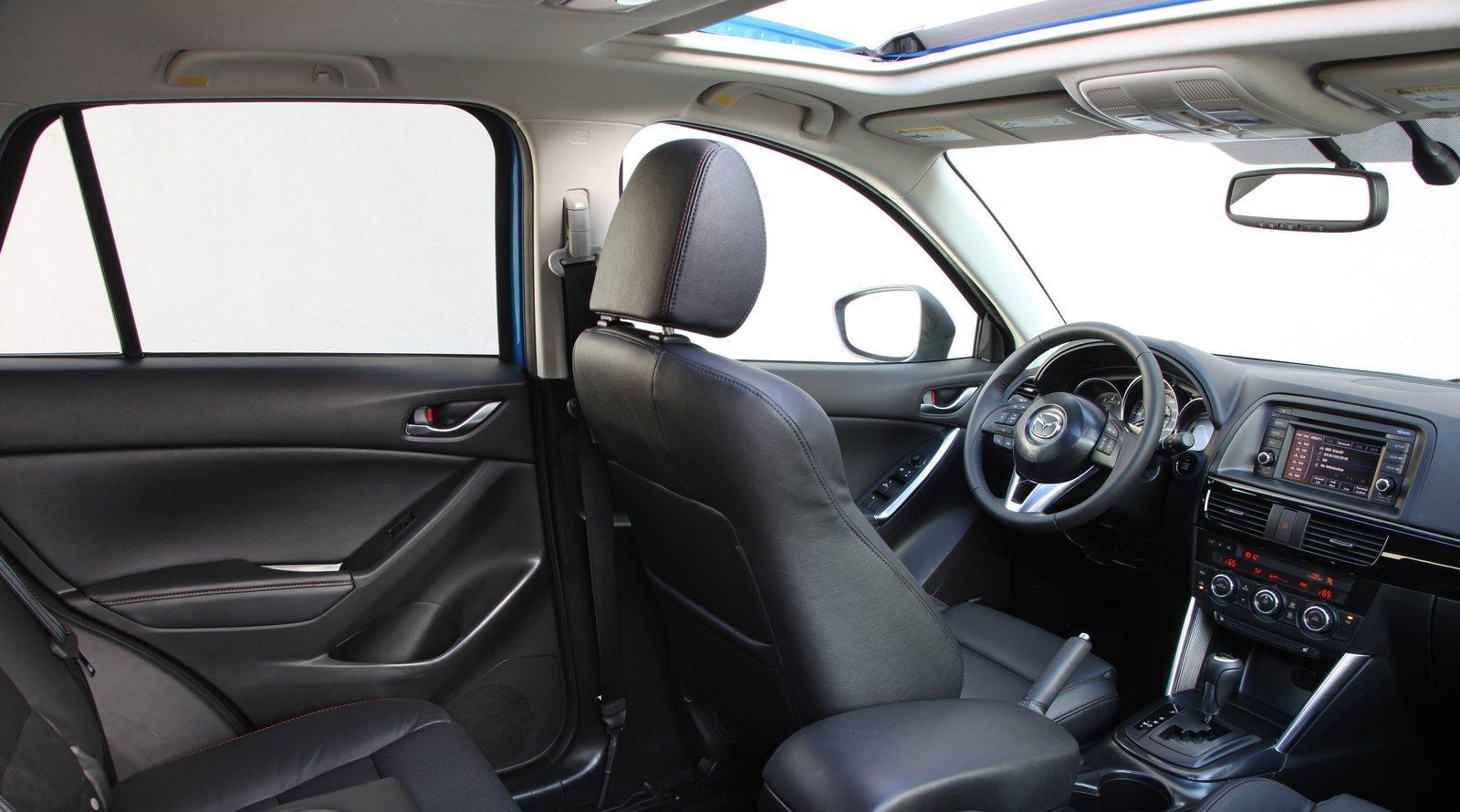 Mazda cx 5 2013 specs