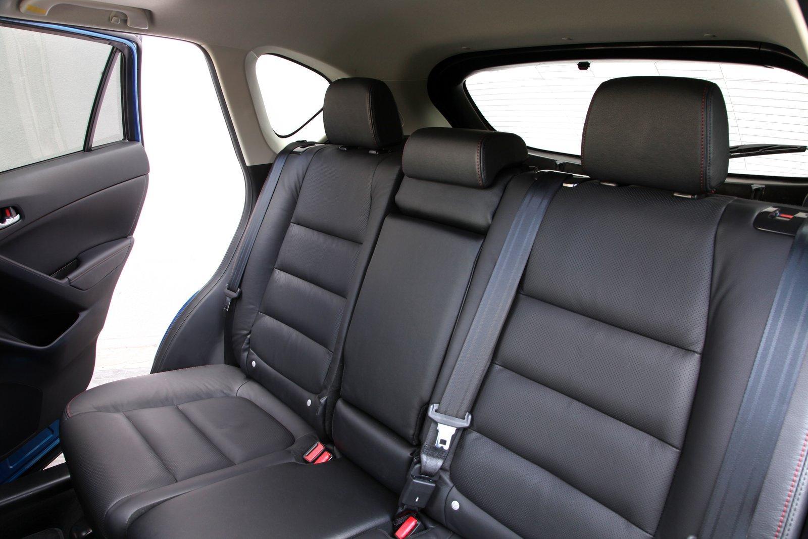Mazda 3 Skyactiv >> 2013 Mazda CX-5 featuring SKYACTIV TECHNOLOGY offers environmentally friendly fun