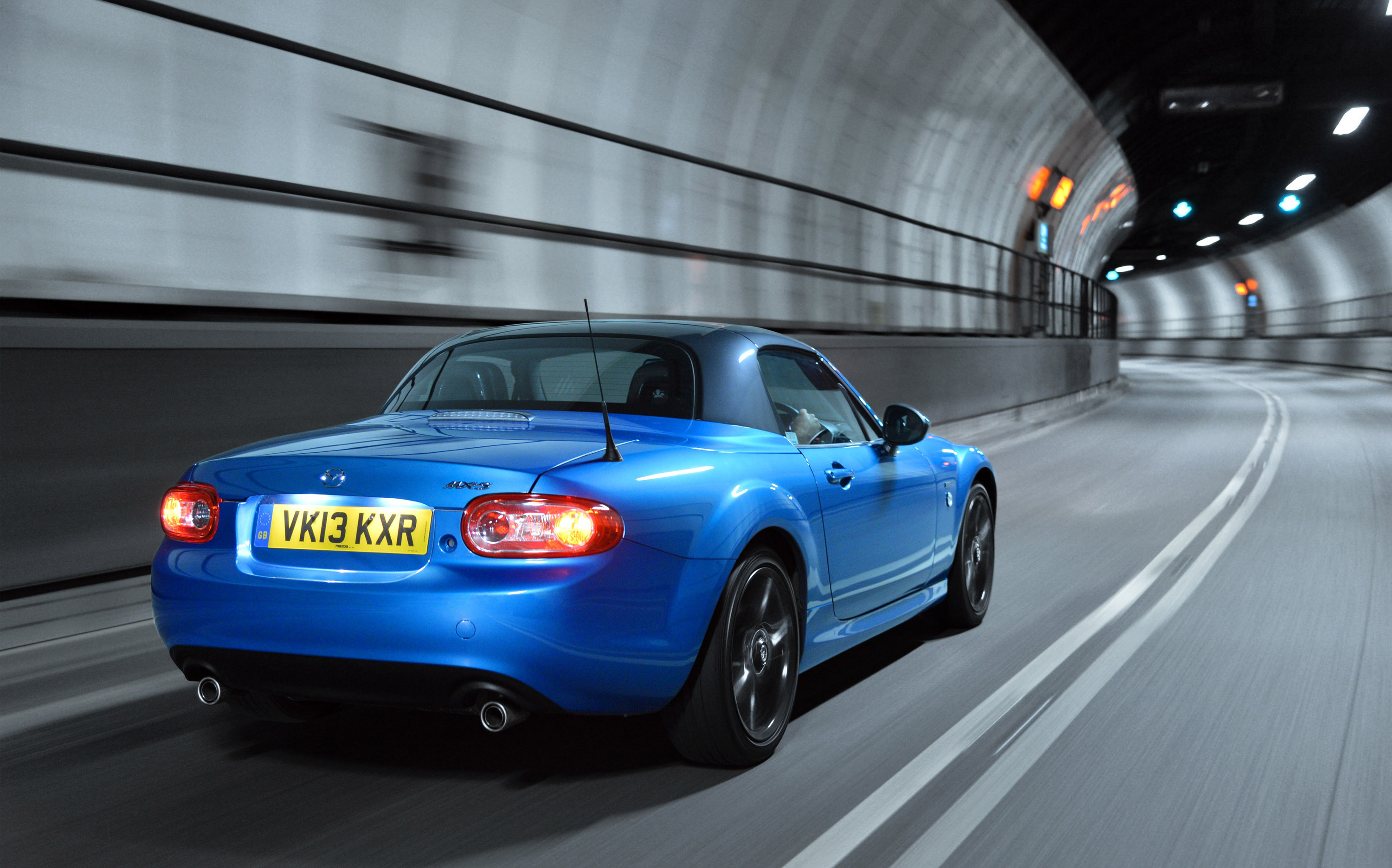 2013 Mazda Mx 5 Sport Graphite Limited Edition