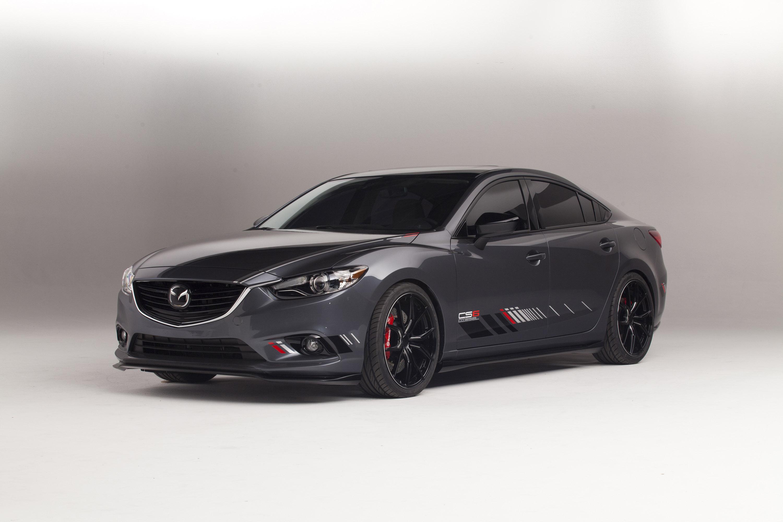 Mazda Concepts At 2013 Sema Show