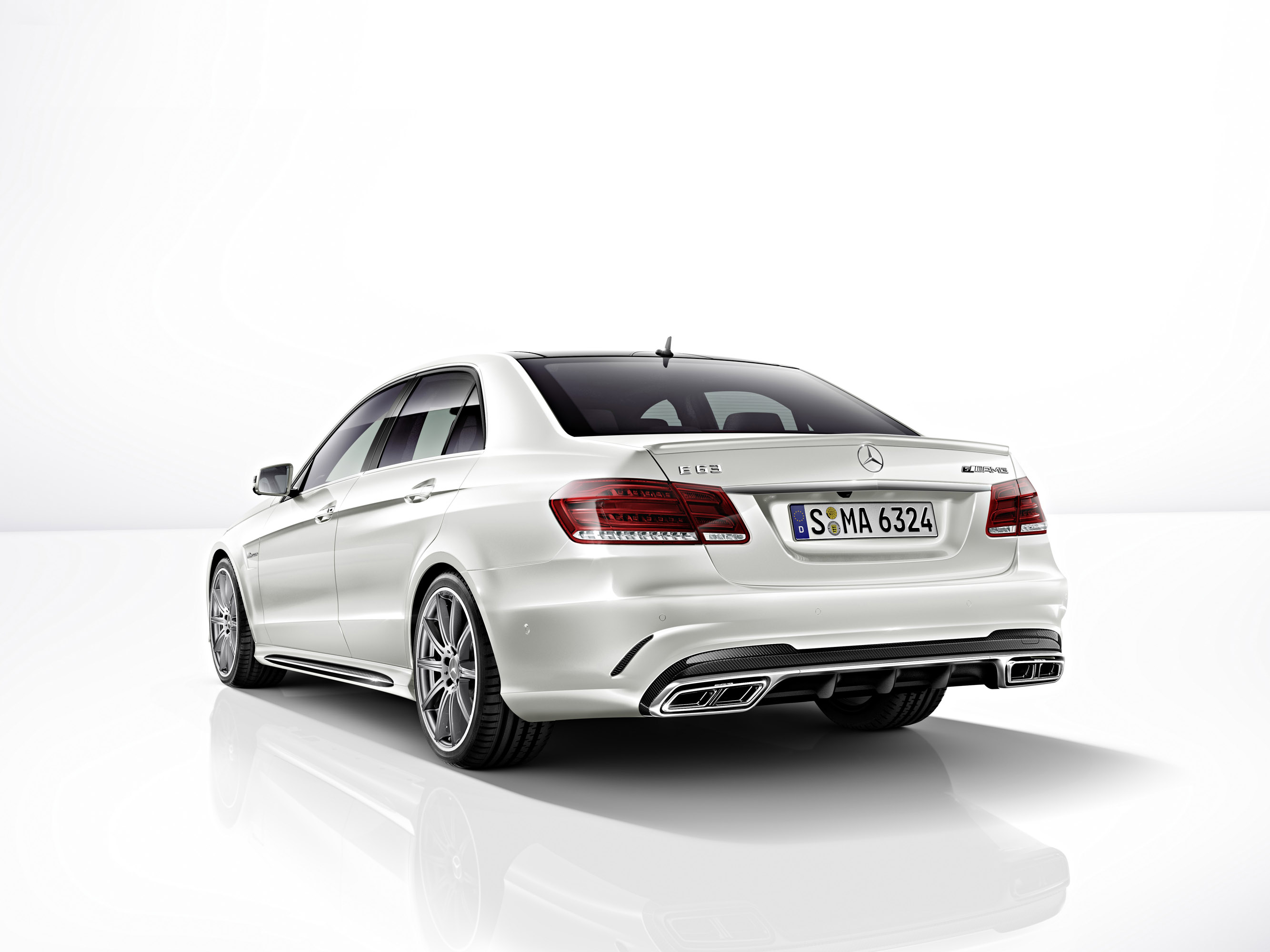2013 Mercedes Benz E 63 Amg S 585hp And 800 Nm