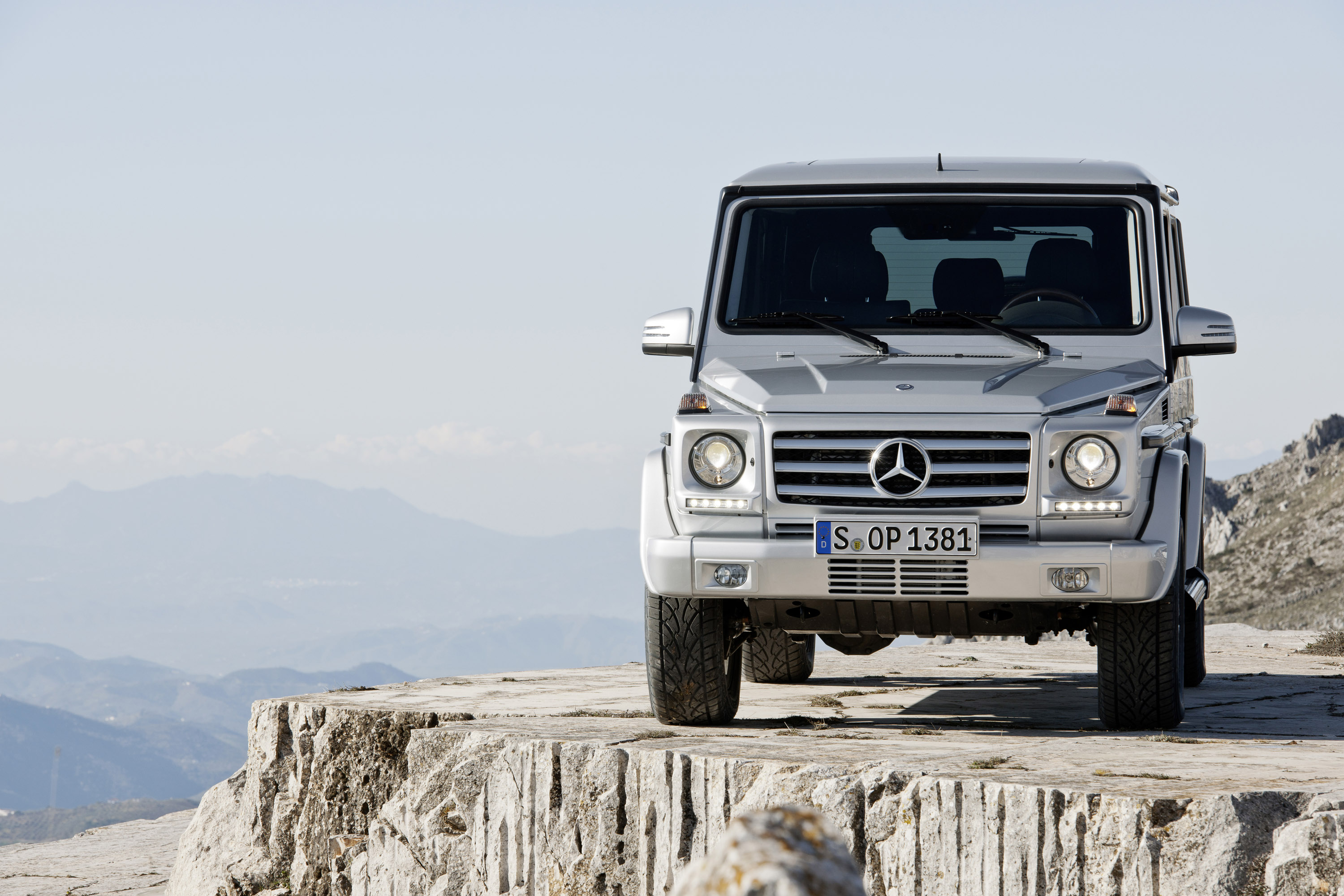 Pricing Announced For The 2013 Mercedes Benz G Class
