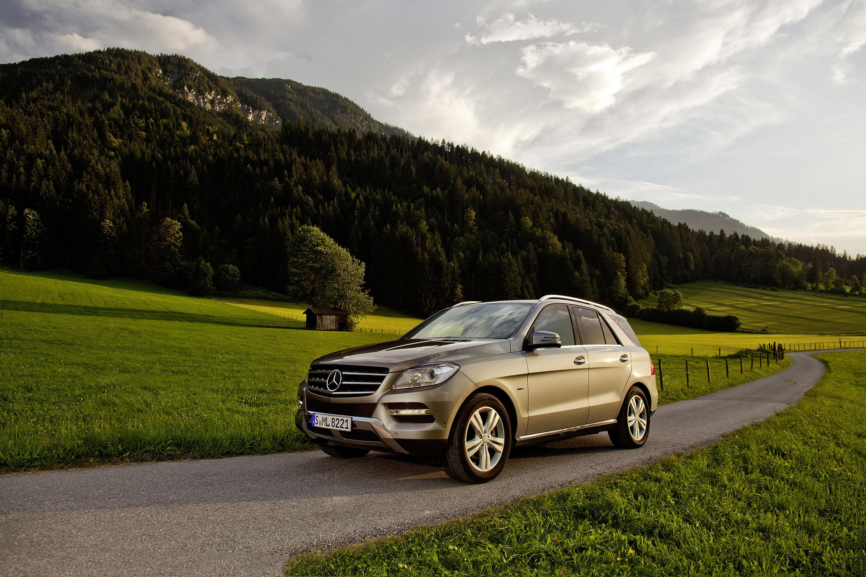 2013 mercedes benz ml 500 4matic blueefficiency pricing for Mercedes benz ml 500