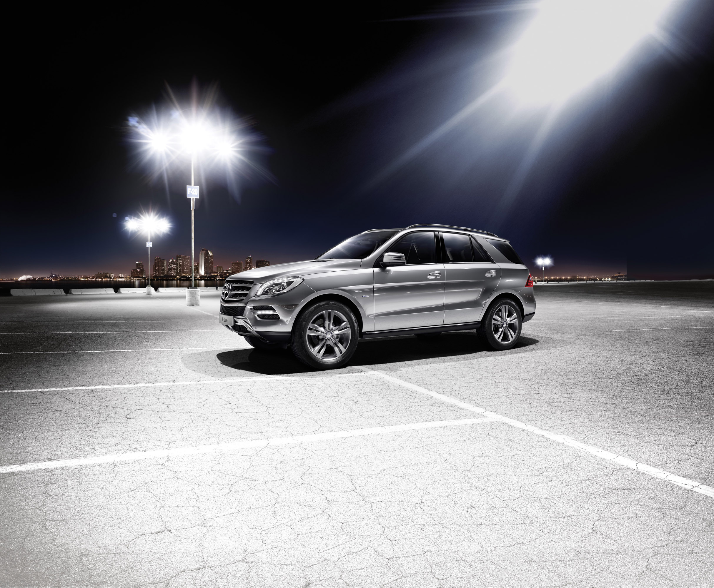 2013 mercedes benz ml 500 4matic blueefficiency picture for Ml500 mercedes benz