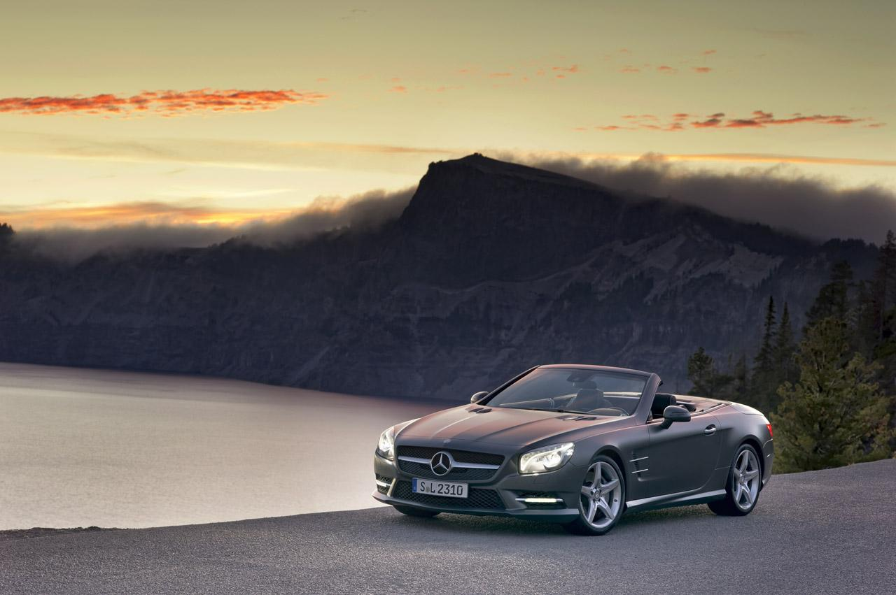 2013 mercedes benz sl roadster with market launch. Black Bedroom Furniture Sets. Home Design Ideas