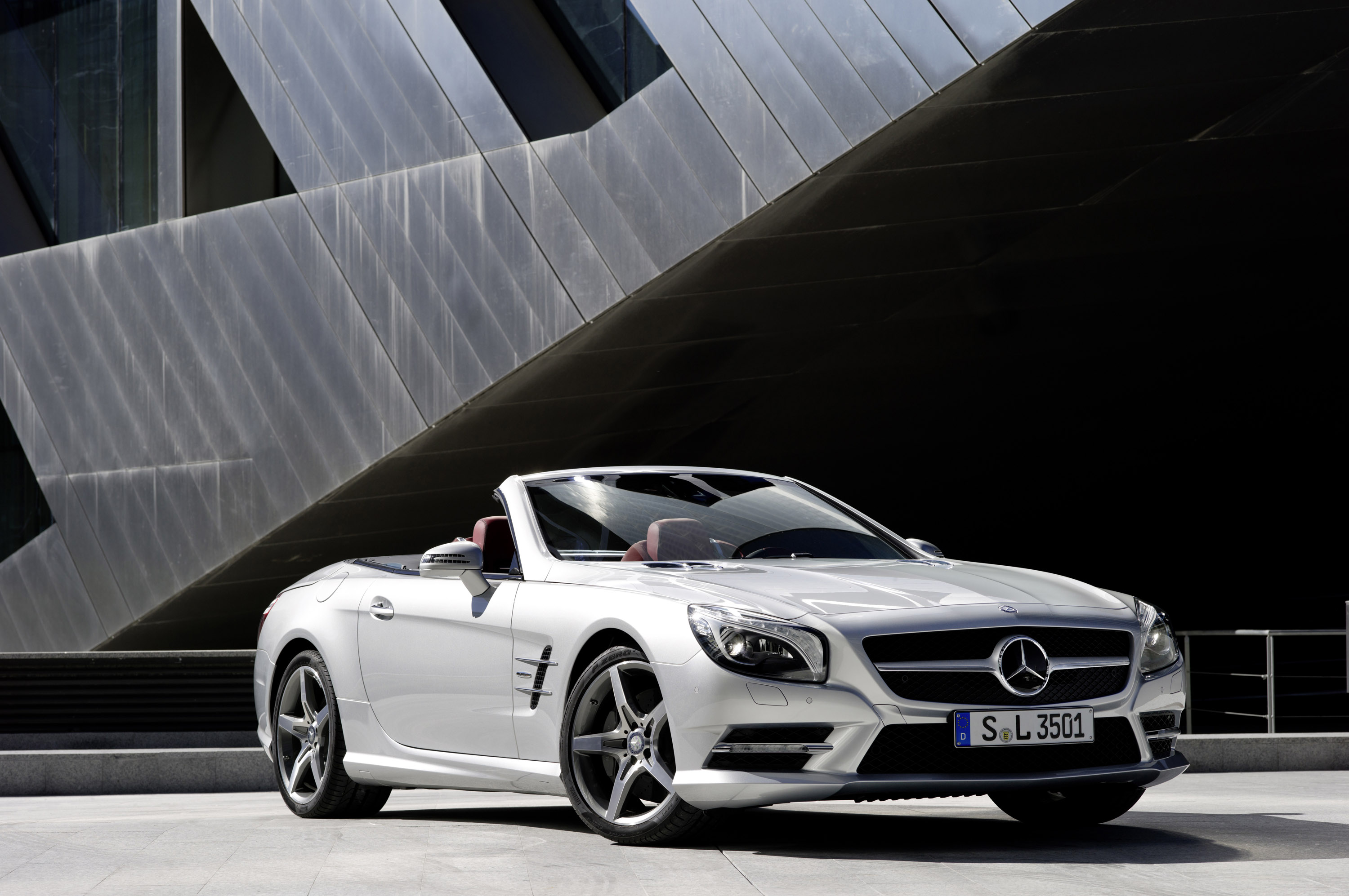 2013 mercedes benz sl roadster with market launch for 2013 mercedes benz sl