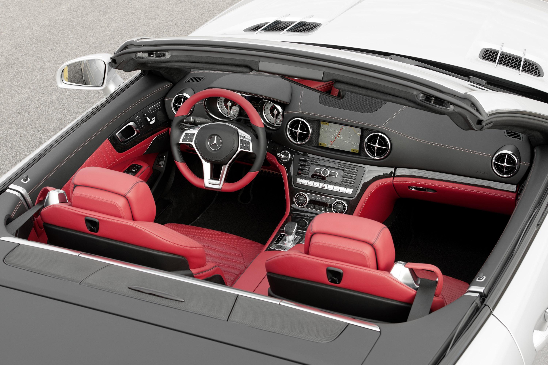 2013 MercedesBenz SLClass  Picture 66438