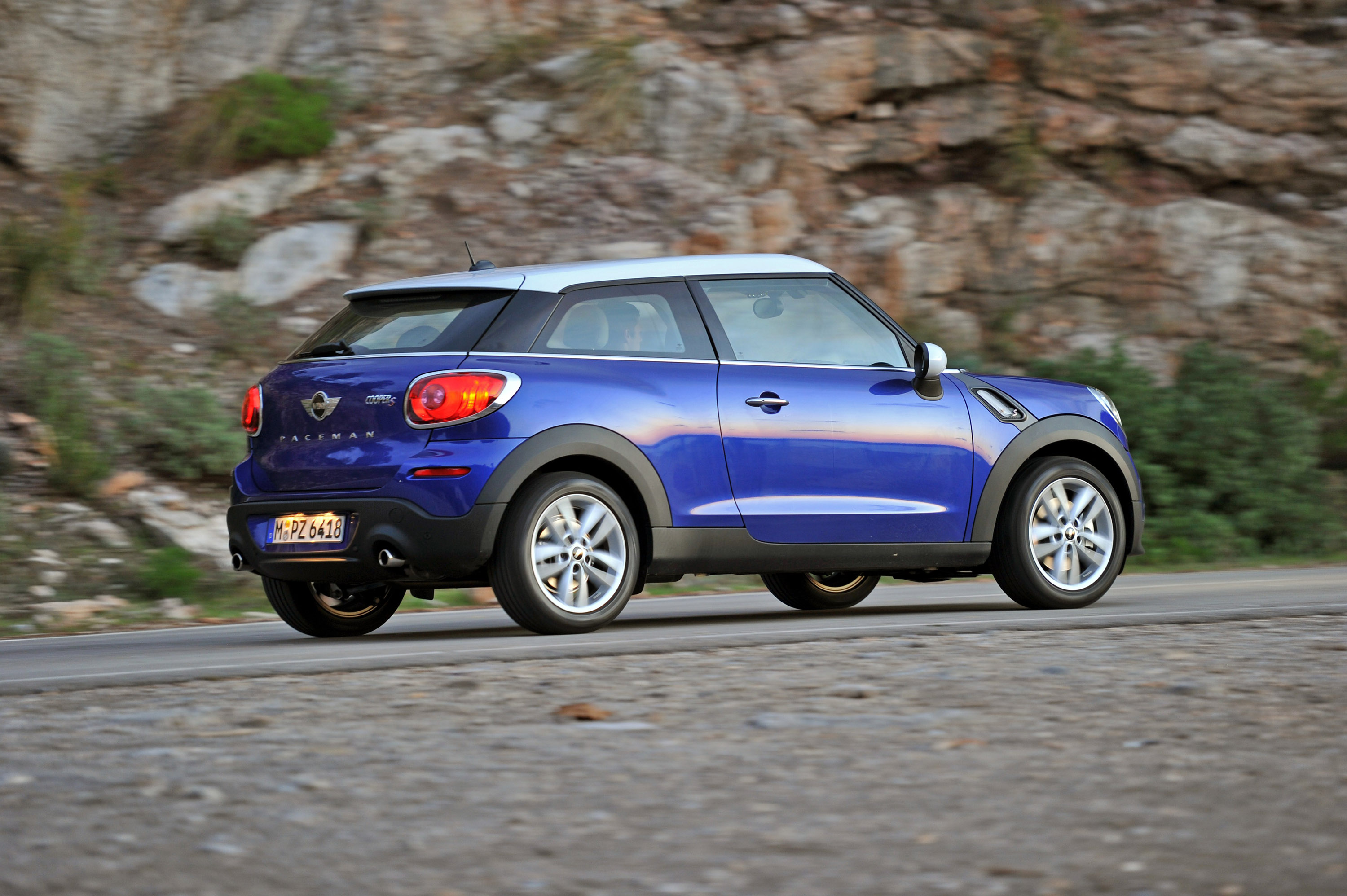 2013 Mini Paceman Sports Activity Coupe