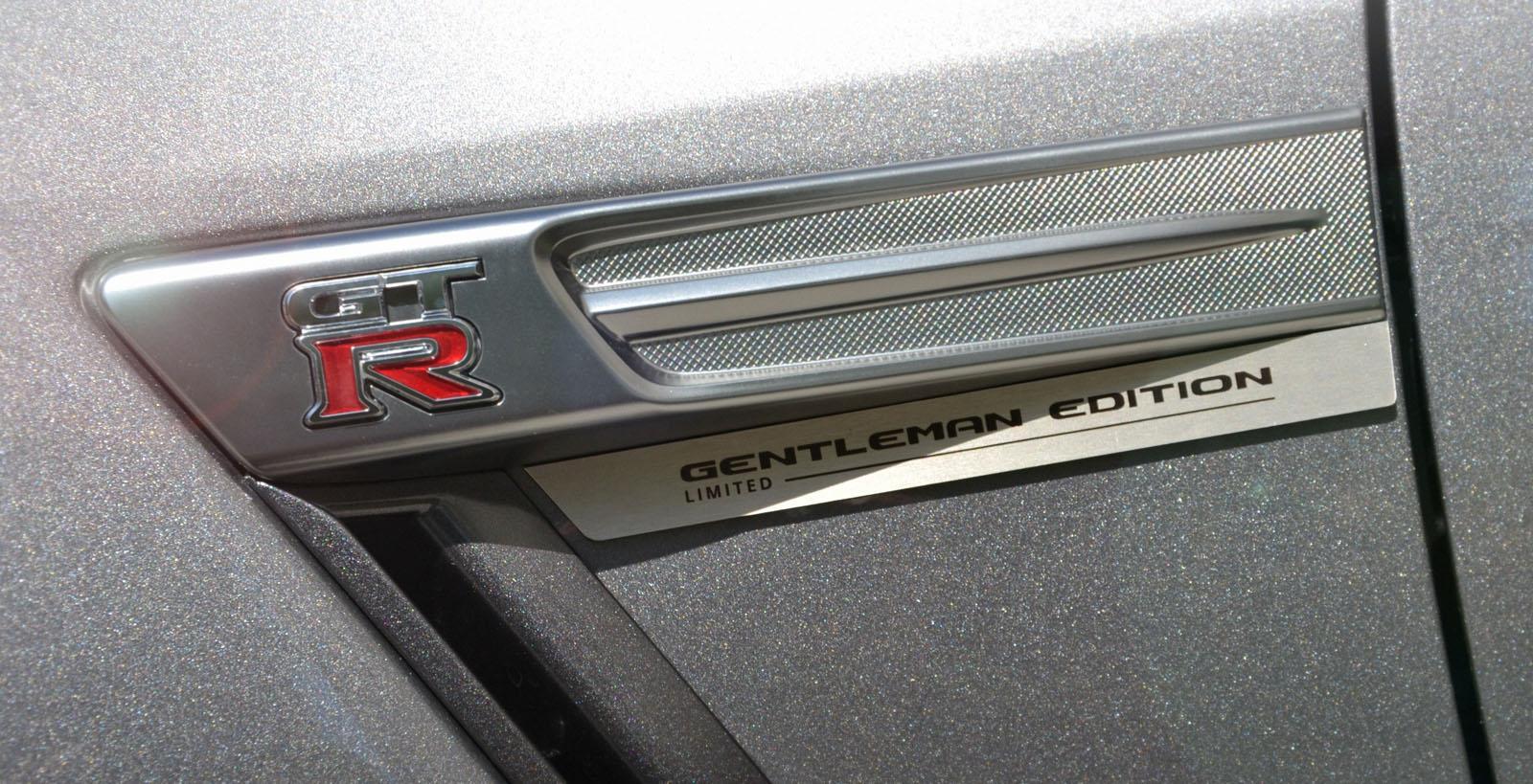 2013 Nissan GT-R Gentleman Edition Vorsteiner Porsche 991 V-GT Edition ...