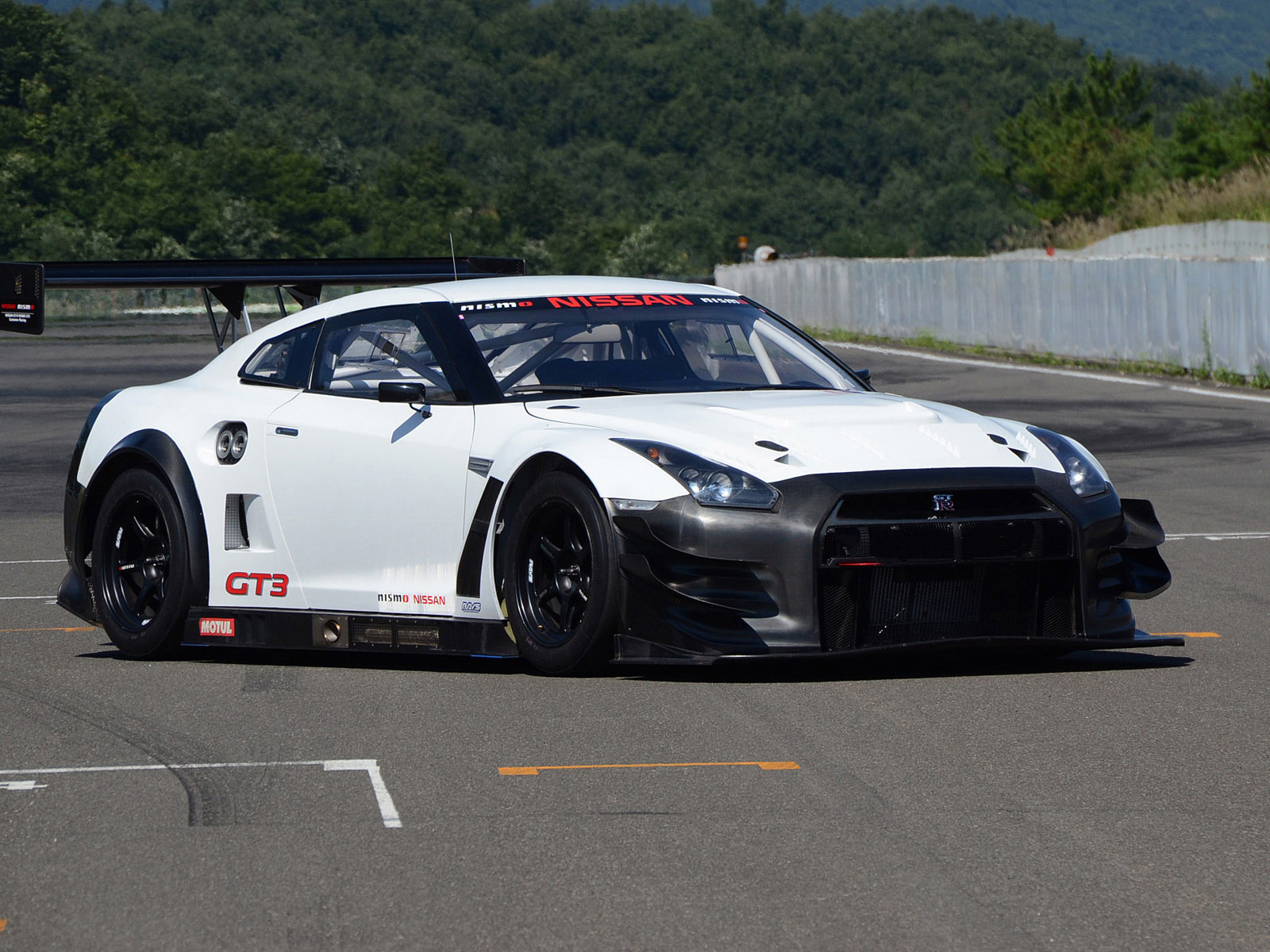2013 nissan gt r nismo gt3 series for sale. Black Bedroom Furniture Sets. Home Design Ideas