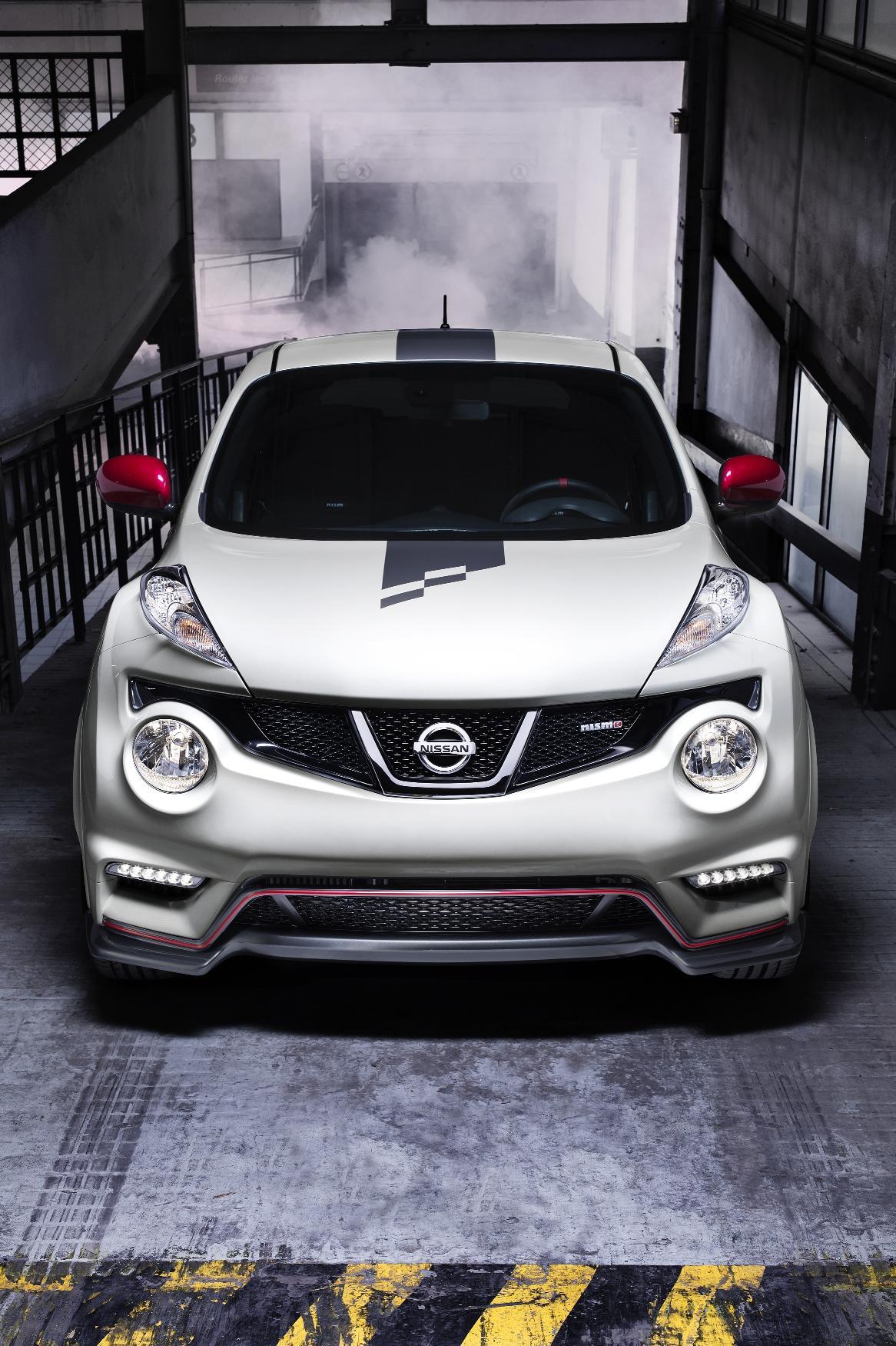 2013 Nissan Juke Nismo debuts at Le Mans